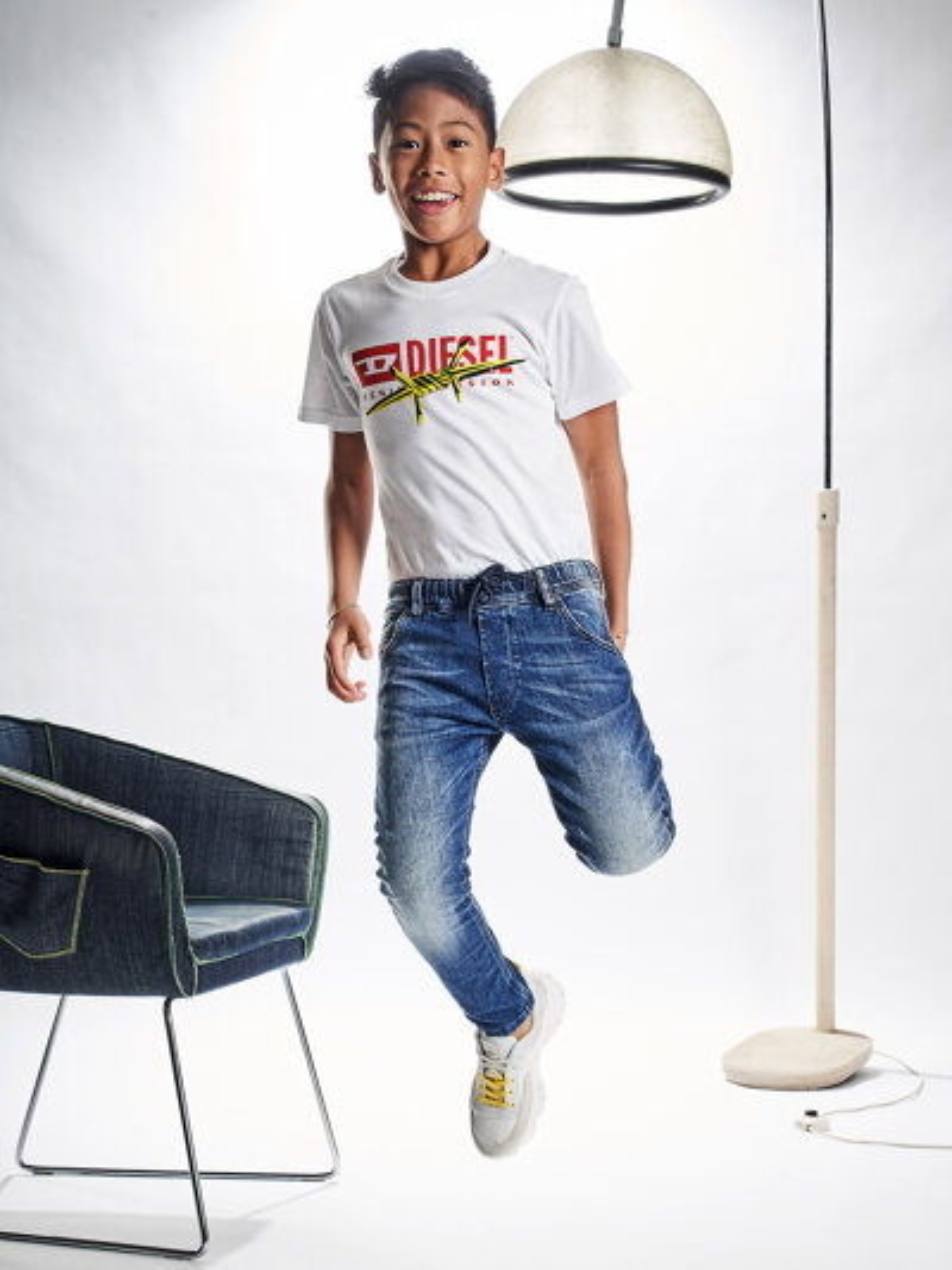 Krooley-Ne J F Pantaloni - Diesel Kid