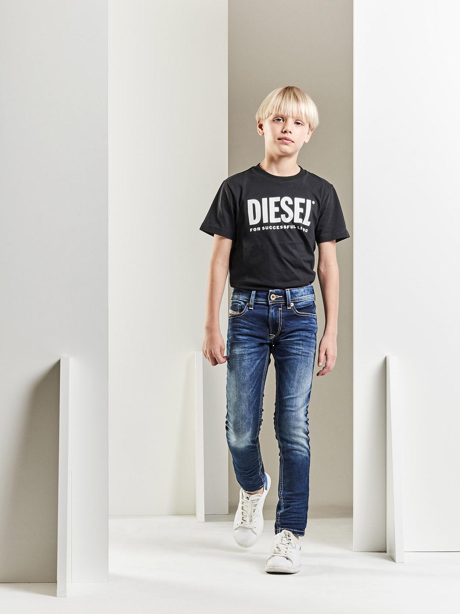 Sleenker-JN Pantaloni - Diesel Kid
