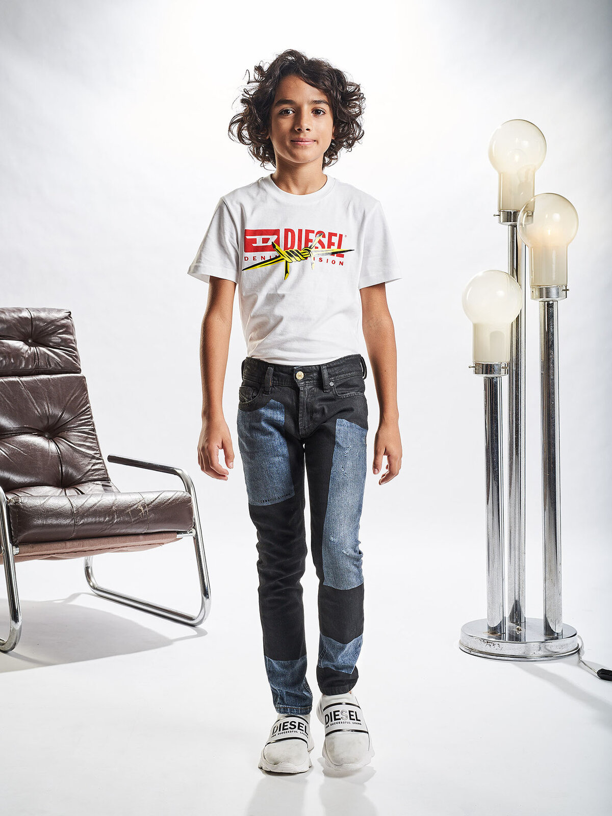 Sleenker-JN Pants - Diesel Kid