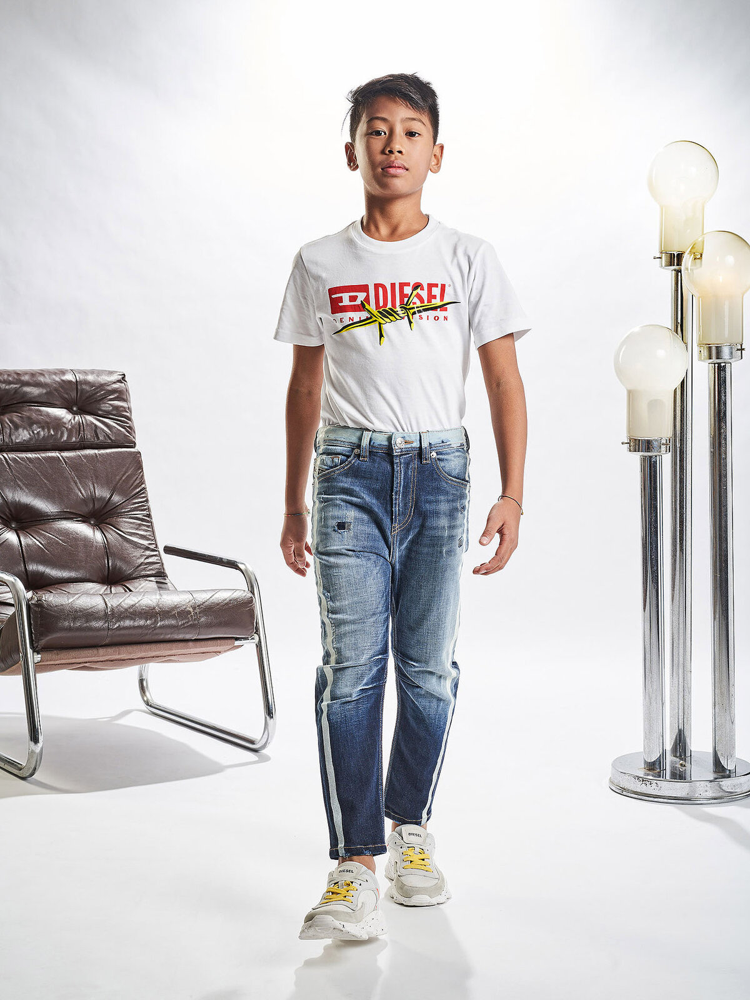 Narrot-RJN Pantaloni - Diesel Kid