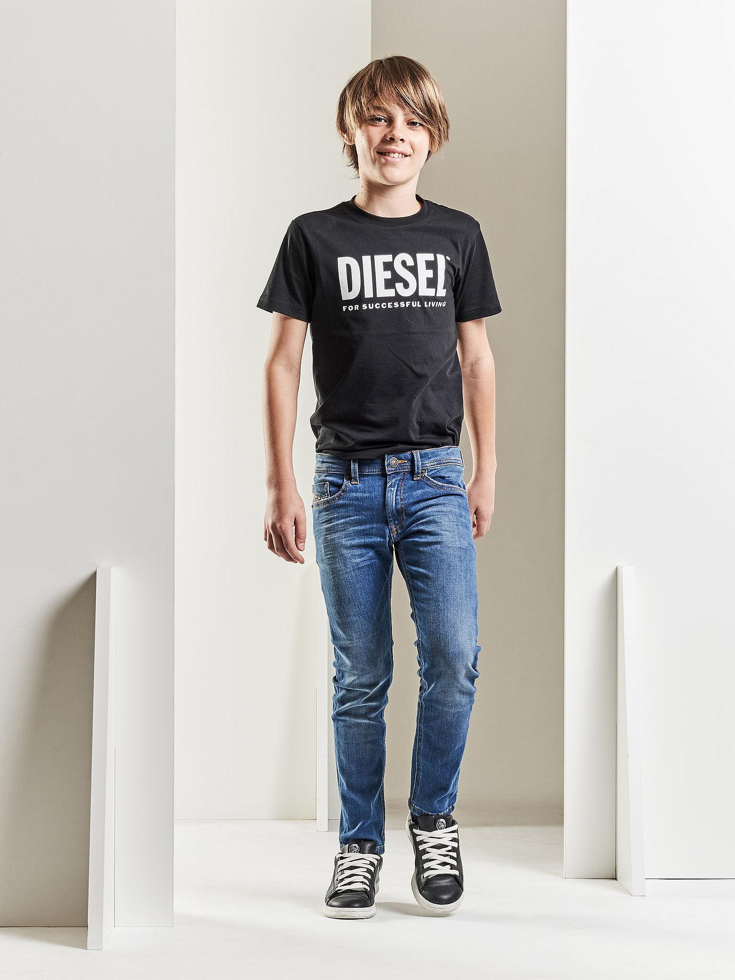 Thommer-J Pantaloni - Diesel Kid