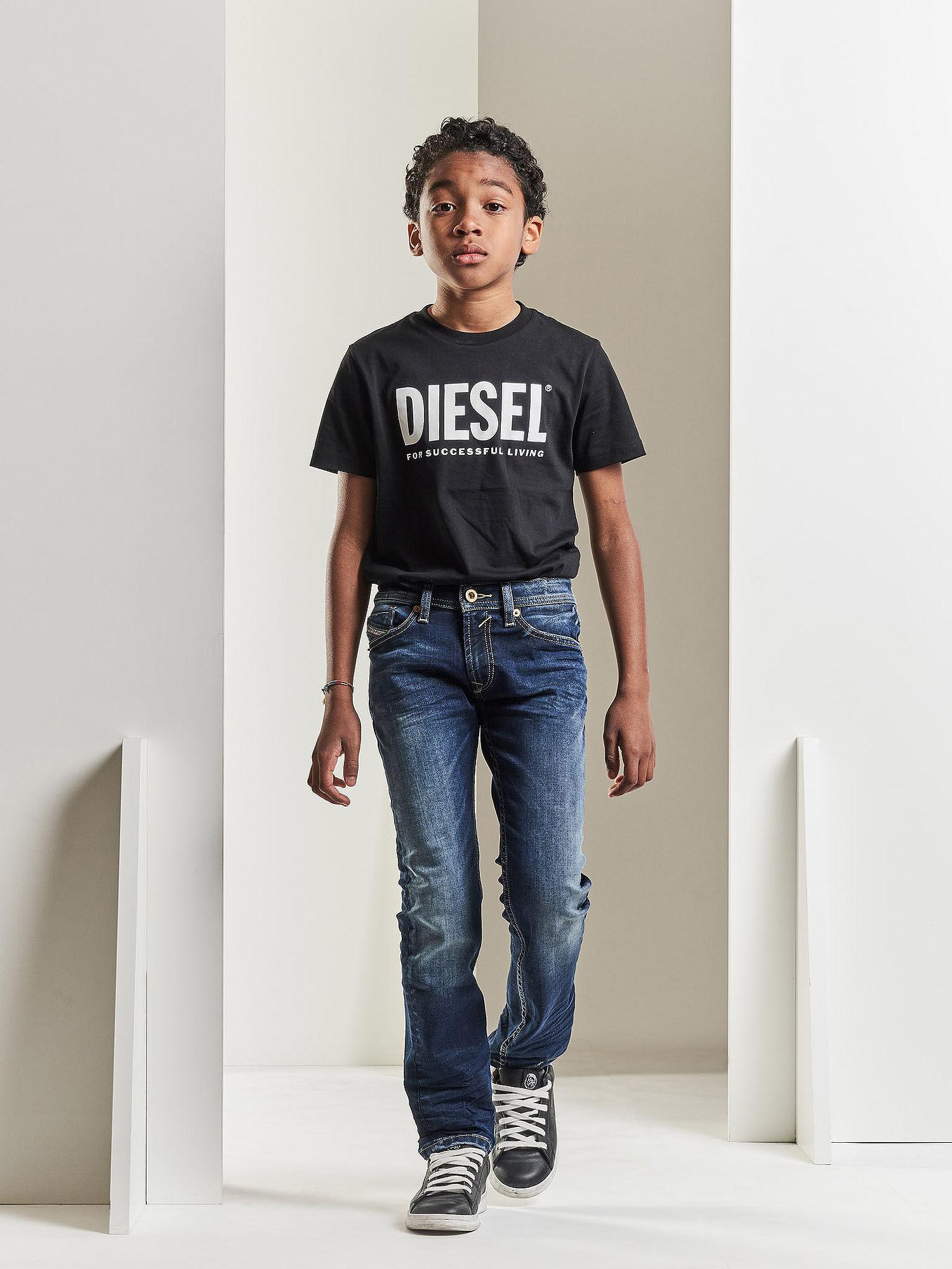 Waykee-JN Pantaloni - Diesel Kid