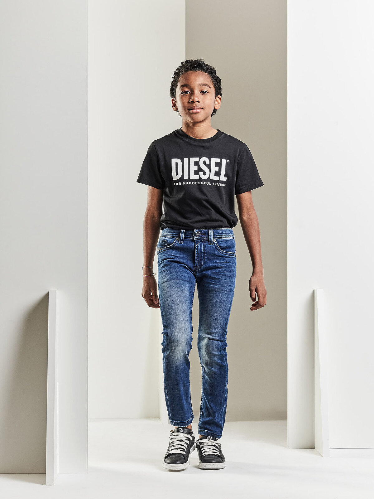 Thommer-J Jjj Pants - Diesel Kid