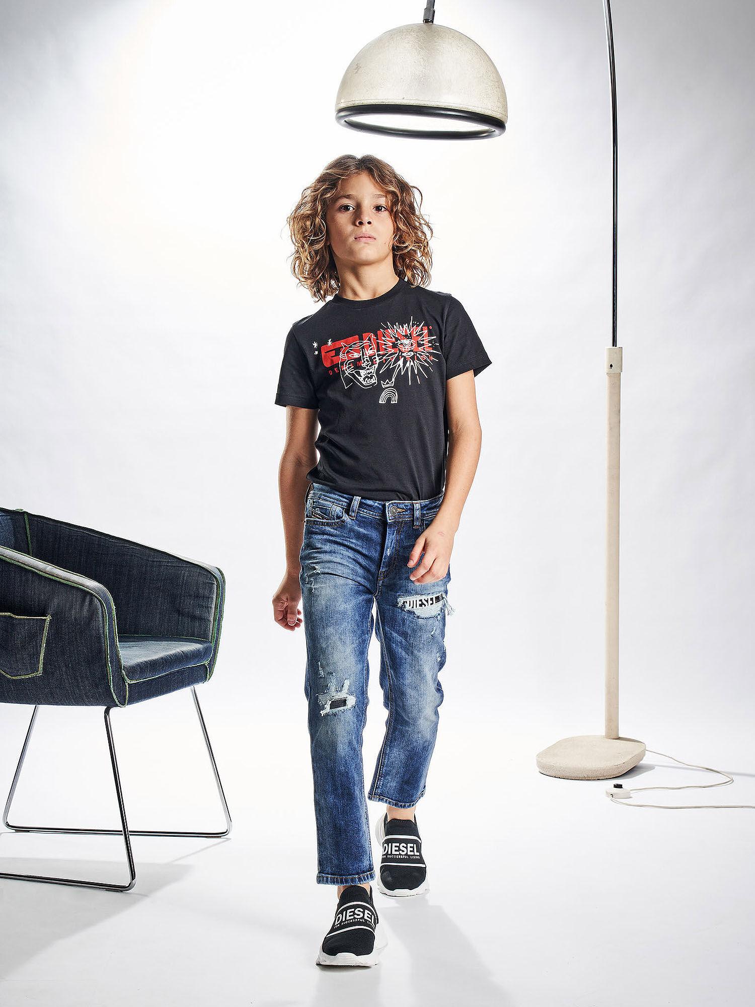 Reen-JN Pants - Diesel Kid