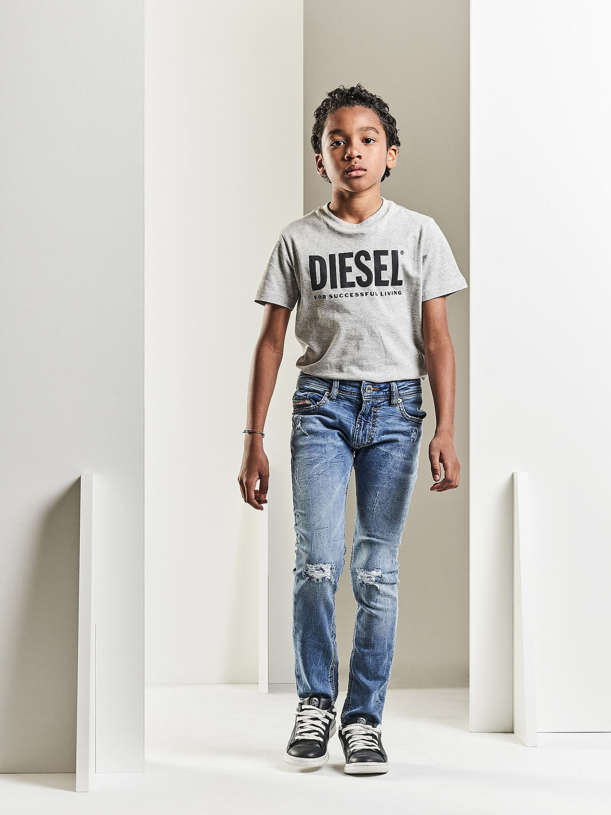 Sleenker-J Jjj-N Pants - Diesel Kid