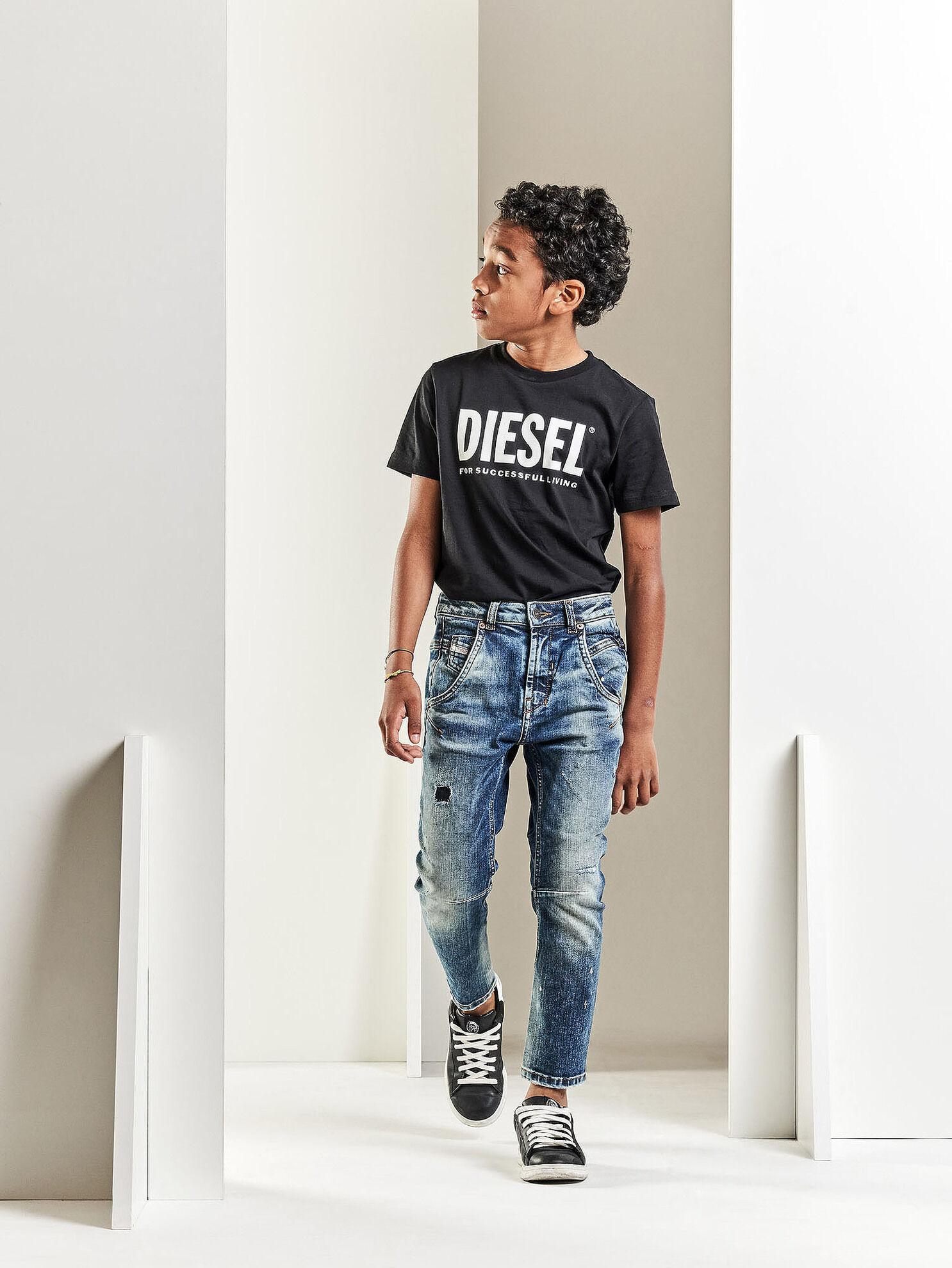 Fayza-JN Pantaloni - Diesel Kid
