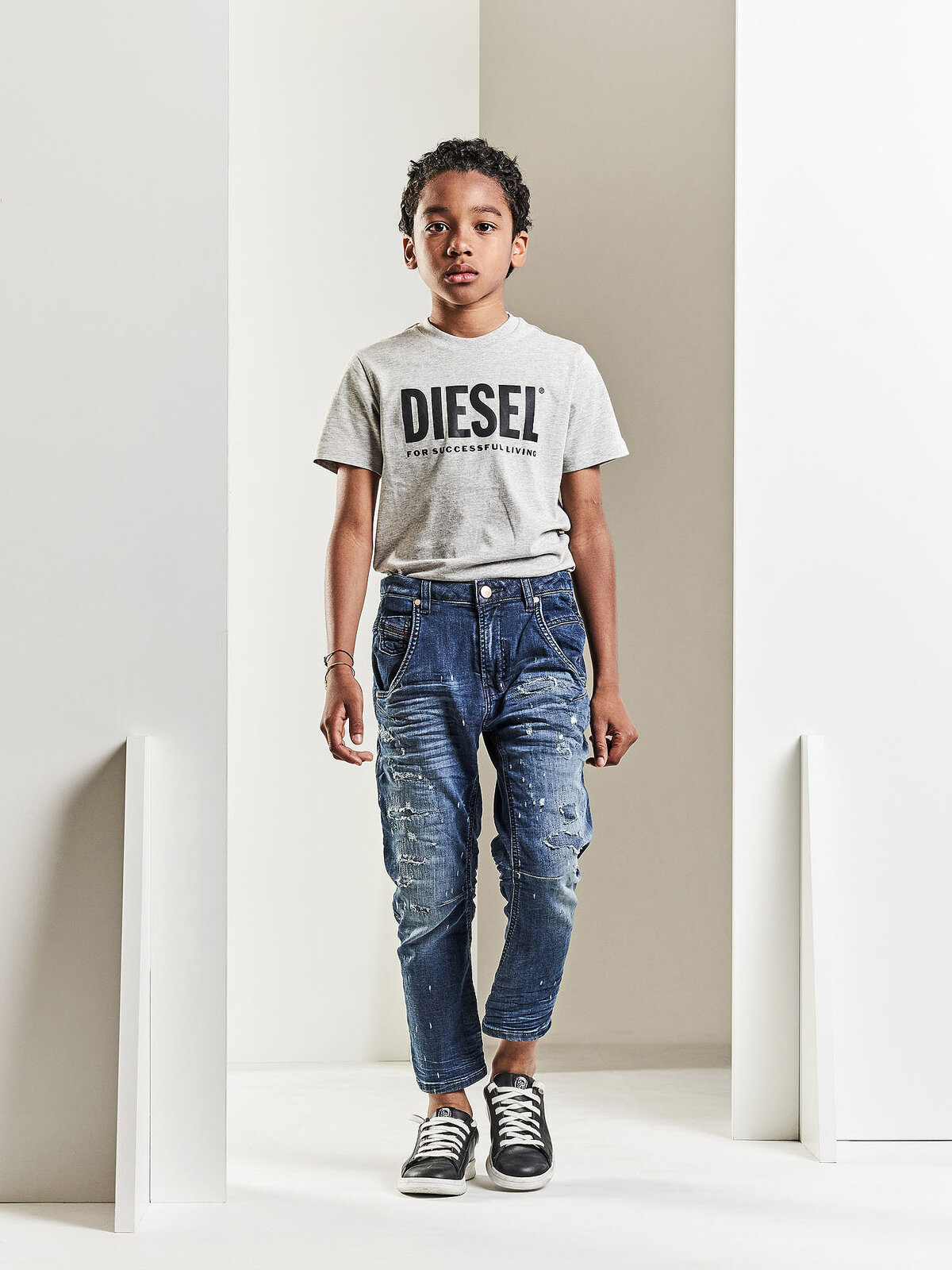 Fayza-J Jjj-N Pants - Diesel Kid