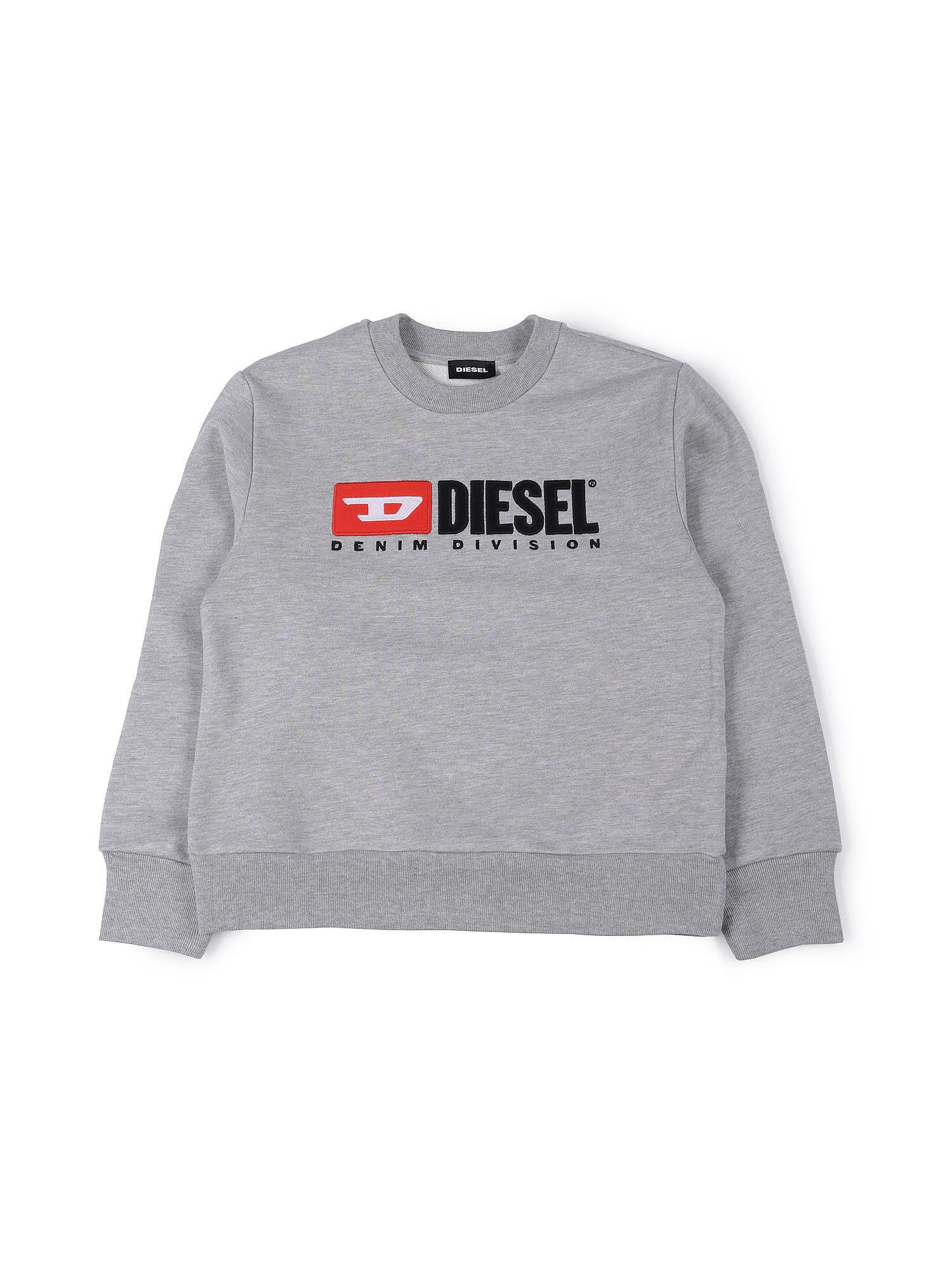 Screwdivision Over Felpa - Diesel Kid