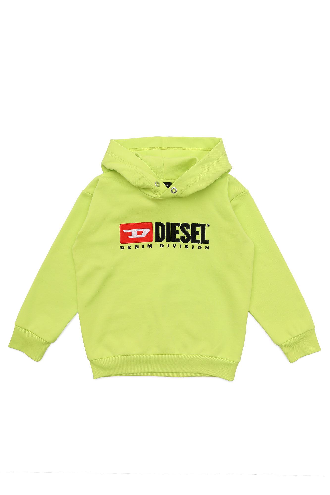 Sdivision Over Felpa - Diesel Kid