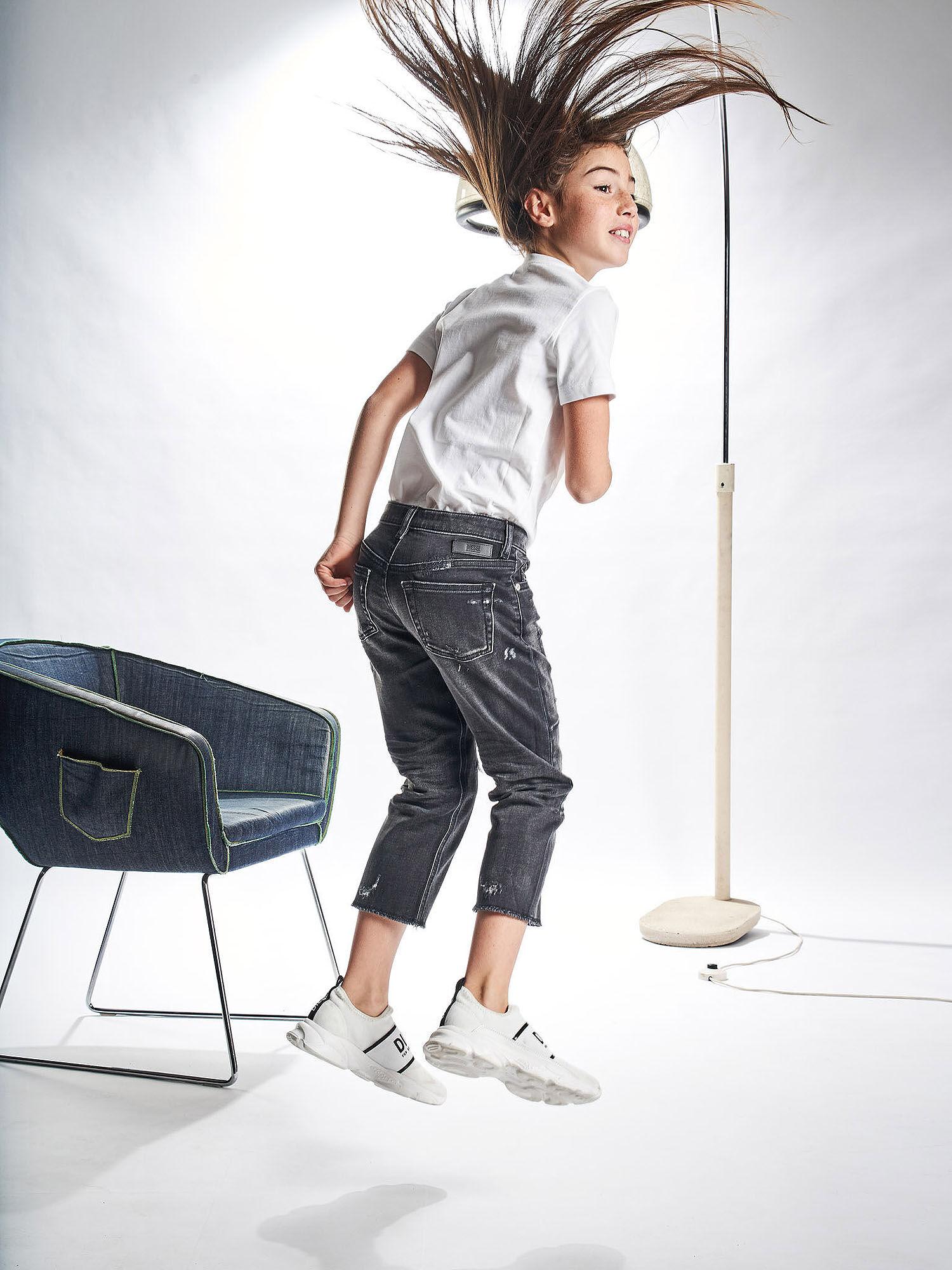 Aryel-J Jjj Pantaloni - Diesel Kid
