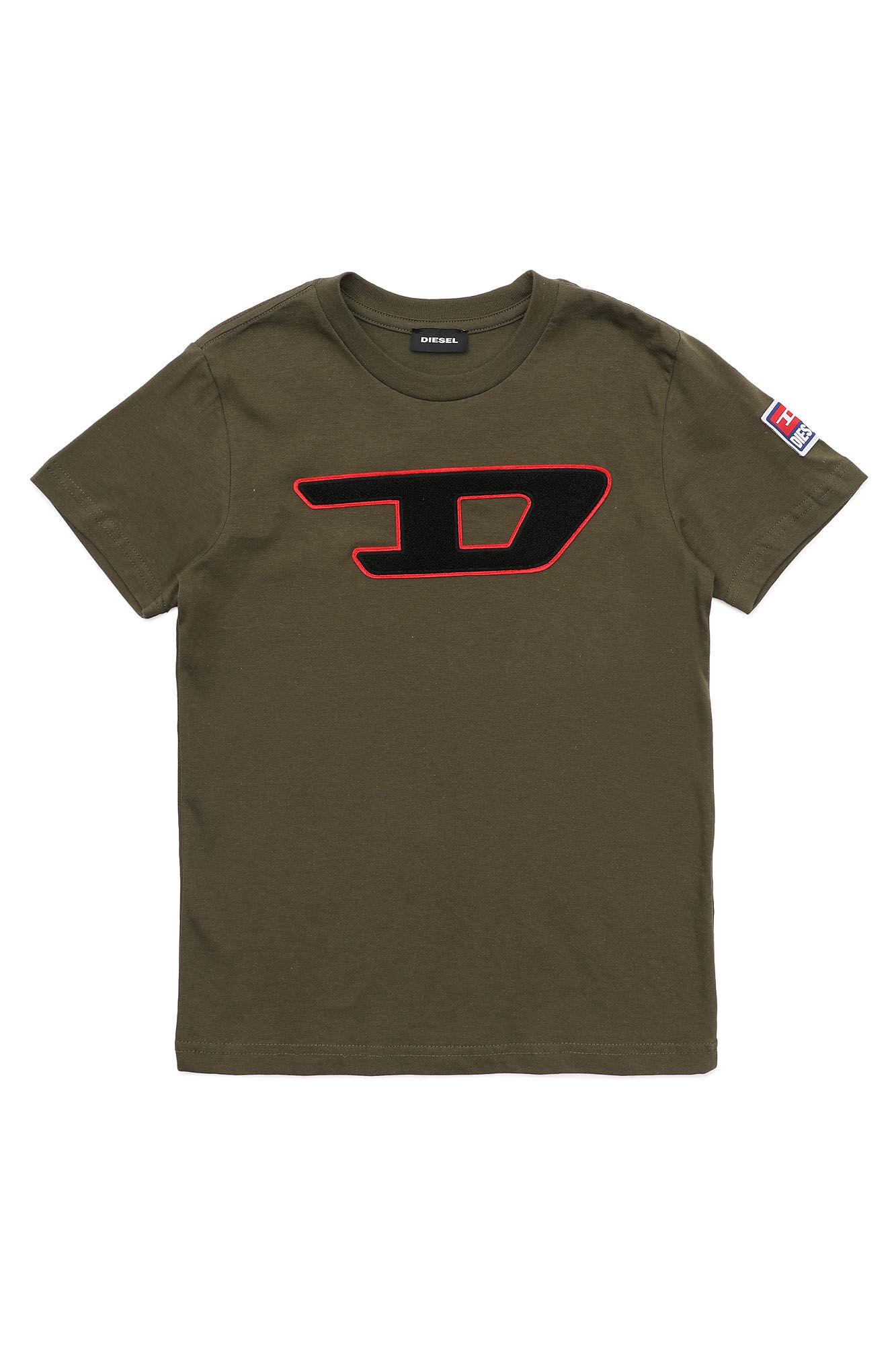 Tjustdivision-D Maglietta - Diesel Kid