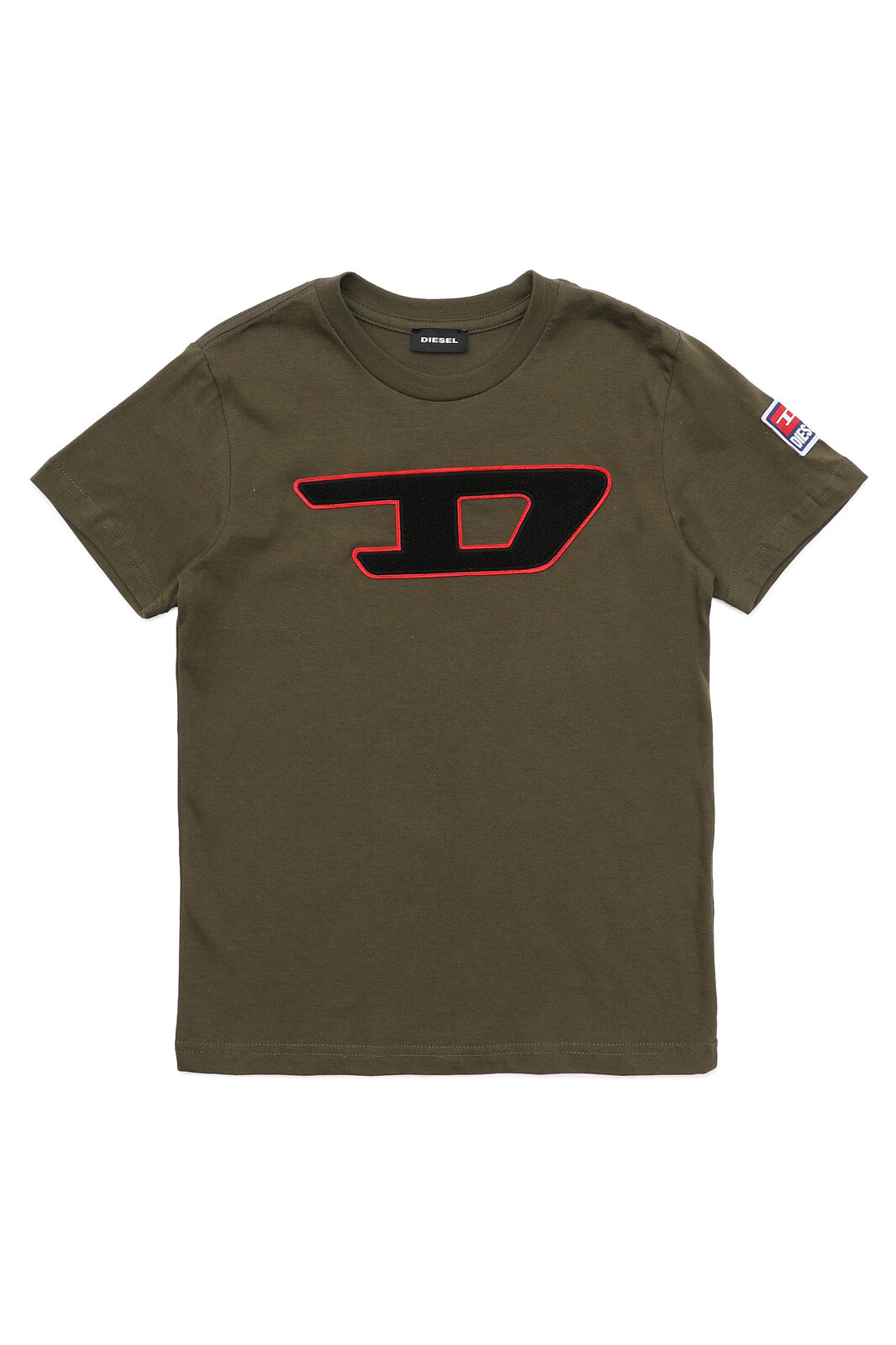 Tjustdivision-D T-Shirt - Diesel Kid