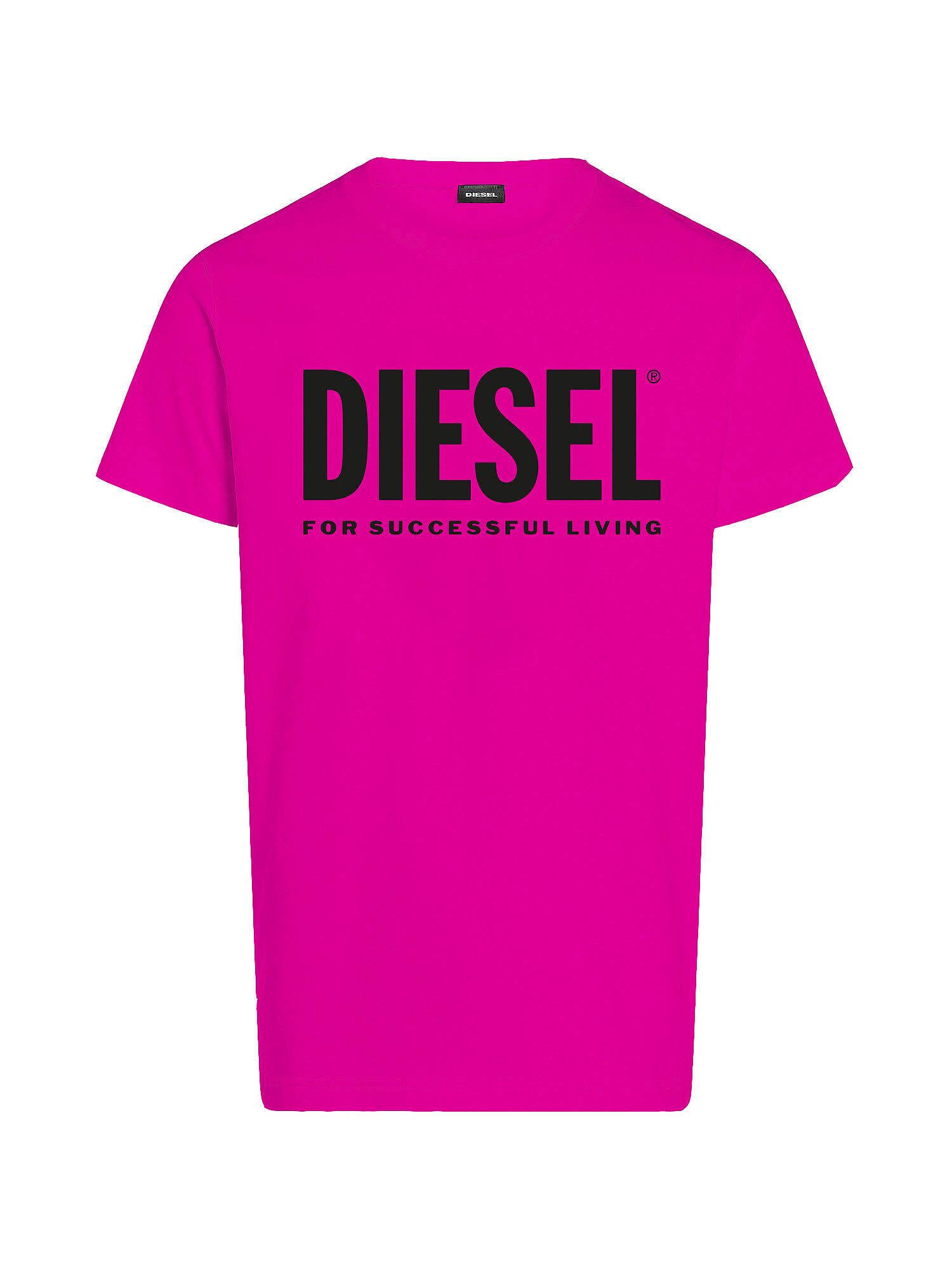 Tjustlogo Maglietta - Diesel Kid