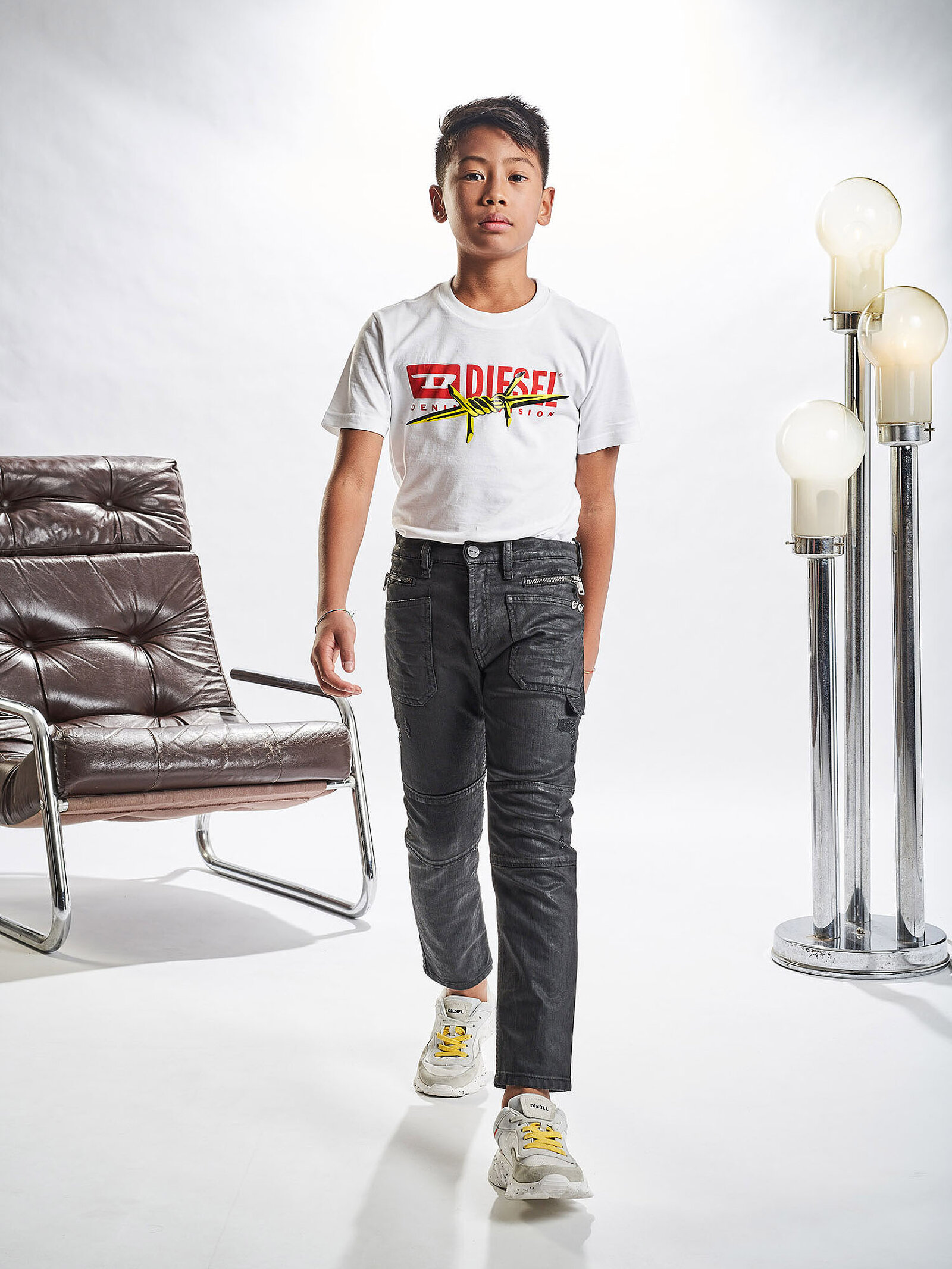 D-Phormer-J Pantaloni - Diesel Kid