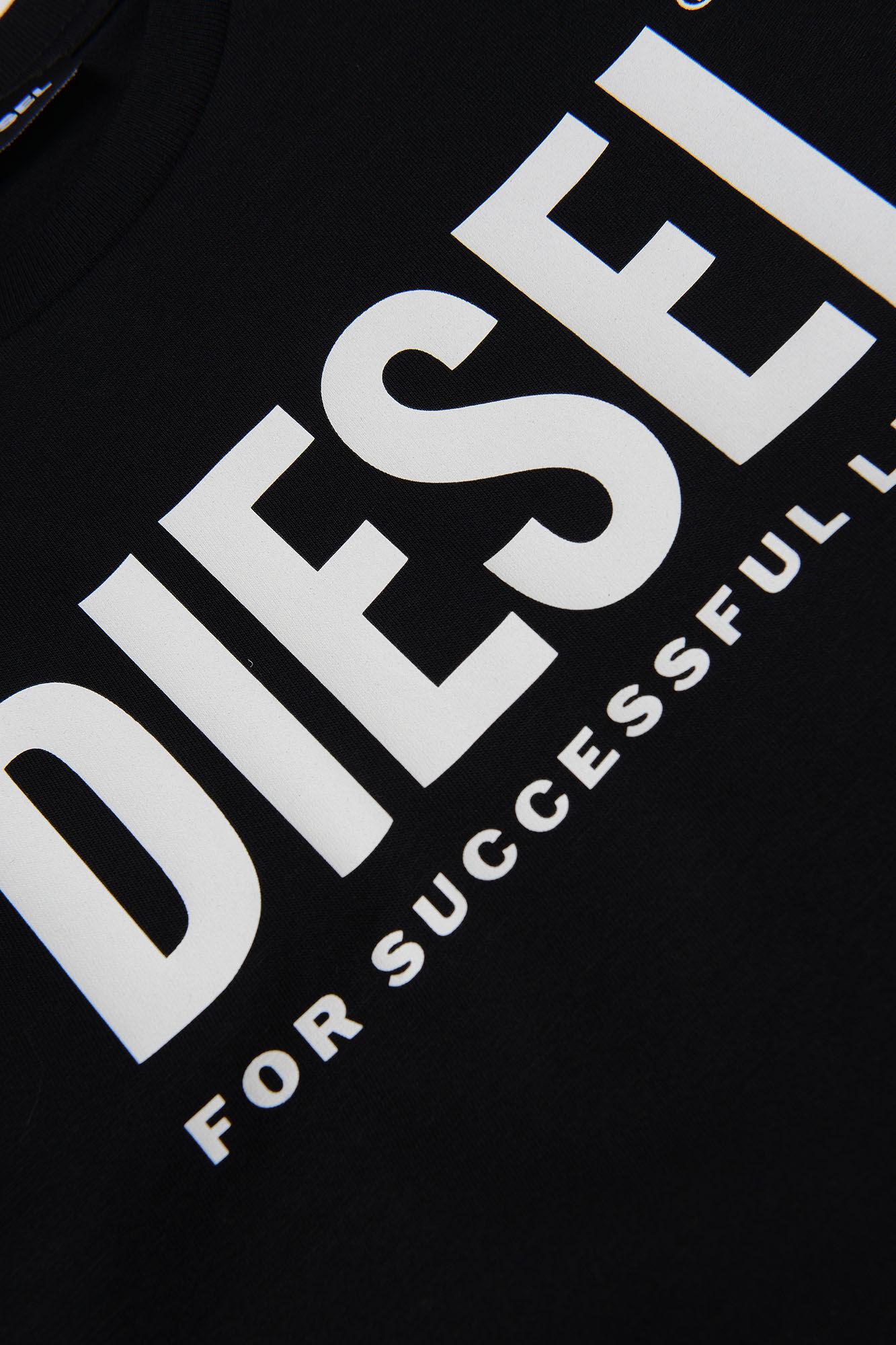 Tjustlogo Ml Maglietta - Diesel Kid