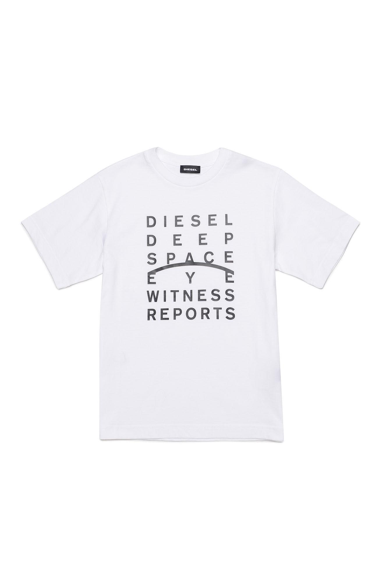 Tjustj5 Over Maglietta - Diesel Kid