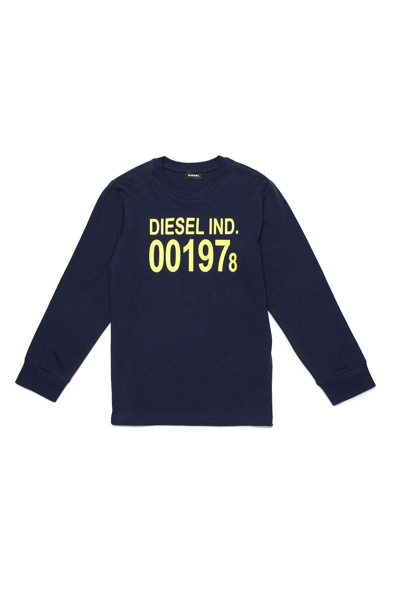 Tdiego001978 Ml Maglietta - Diesel Kid