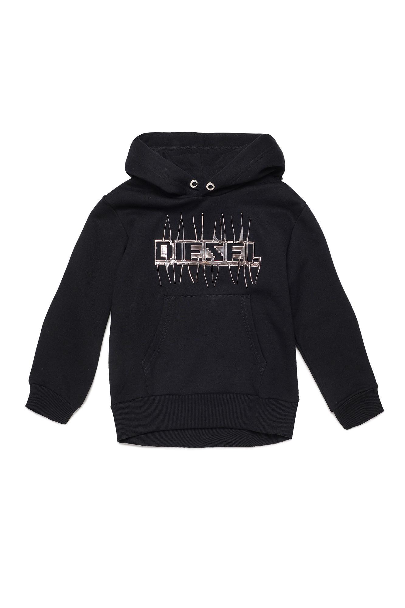 Sgirkhoodj1 Over Sweatshirt - Diesel Kid