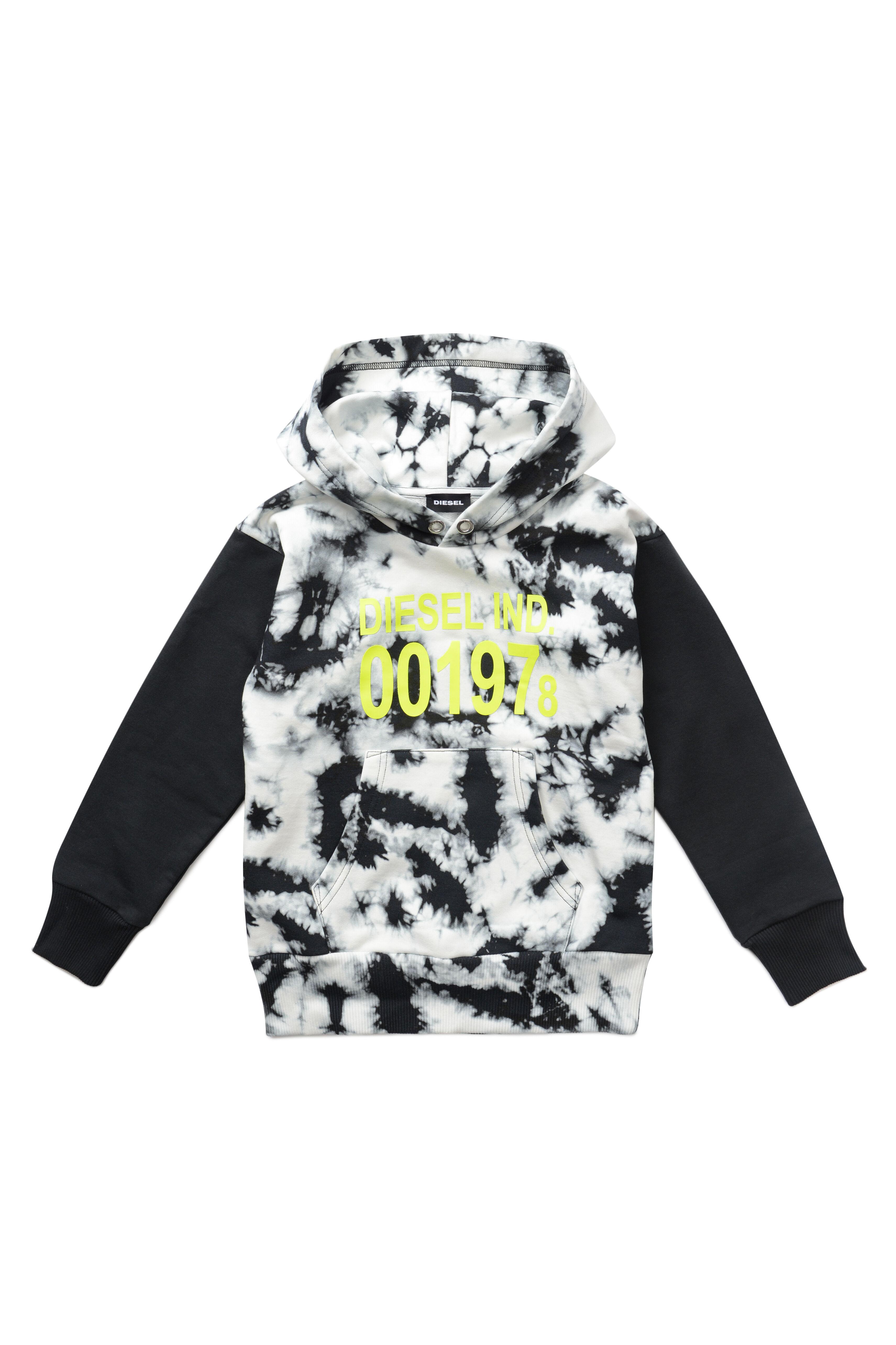 Salbyy Over Sweatshirt - Diesel Kid