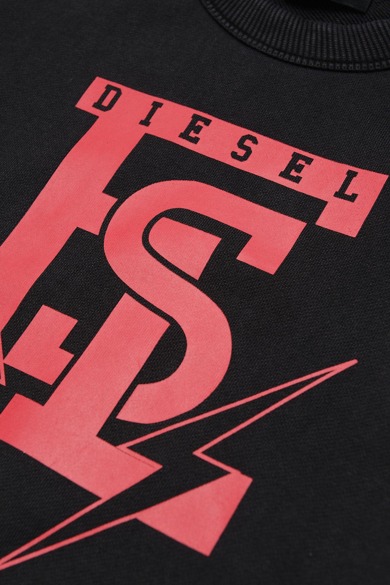 Felpa Sbayb5 - Diesel Kid