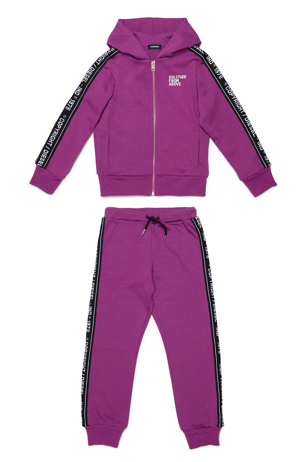 Suittox-Set Tracksuit - Diesel Kid