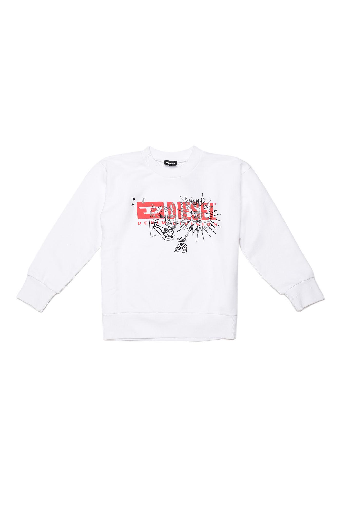 Sung Over Sweatshirt - Diesel Kid