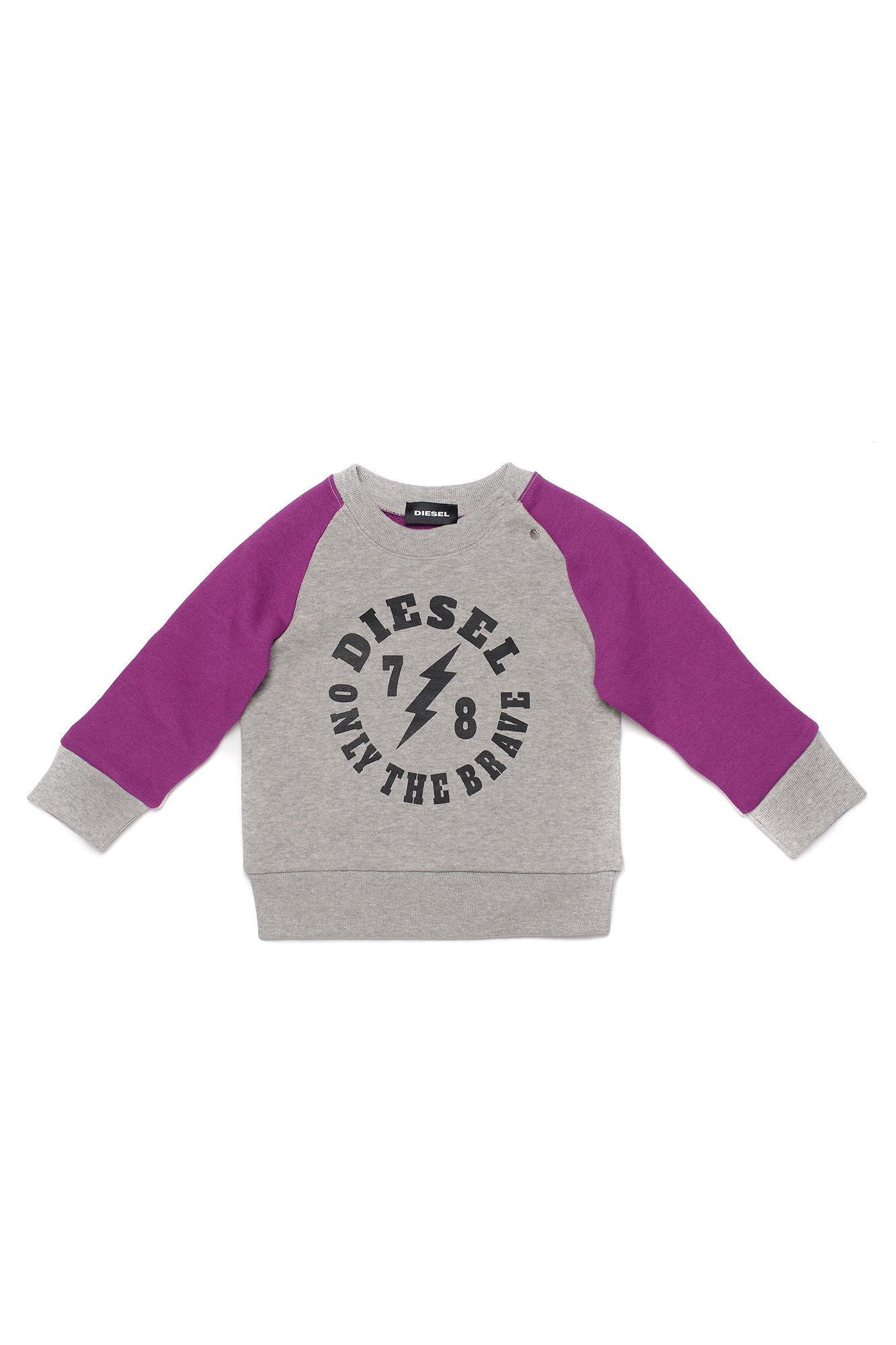 Strickb Sweatshirt - Diesel Kid