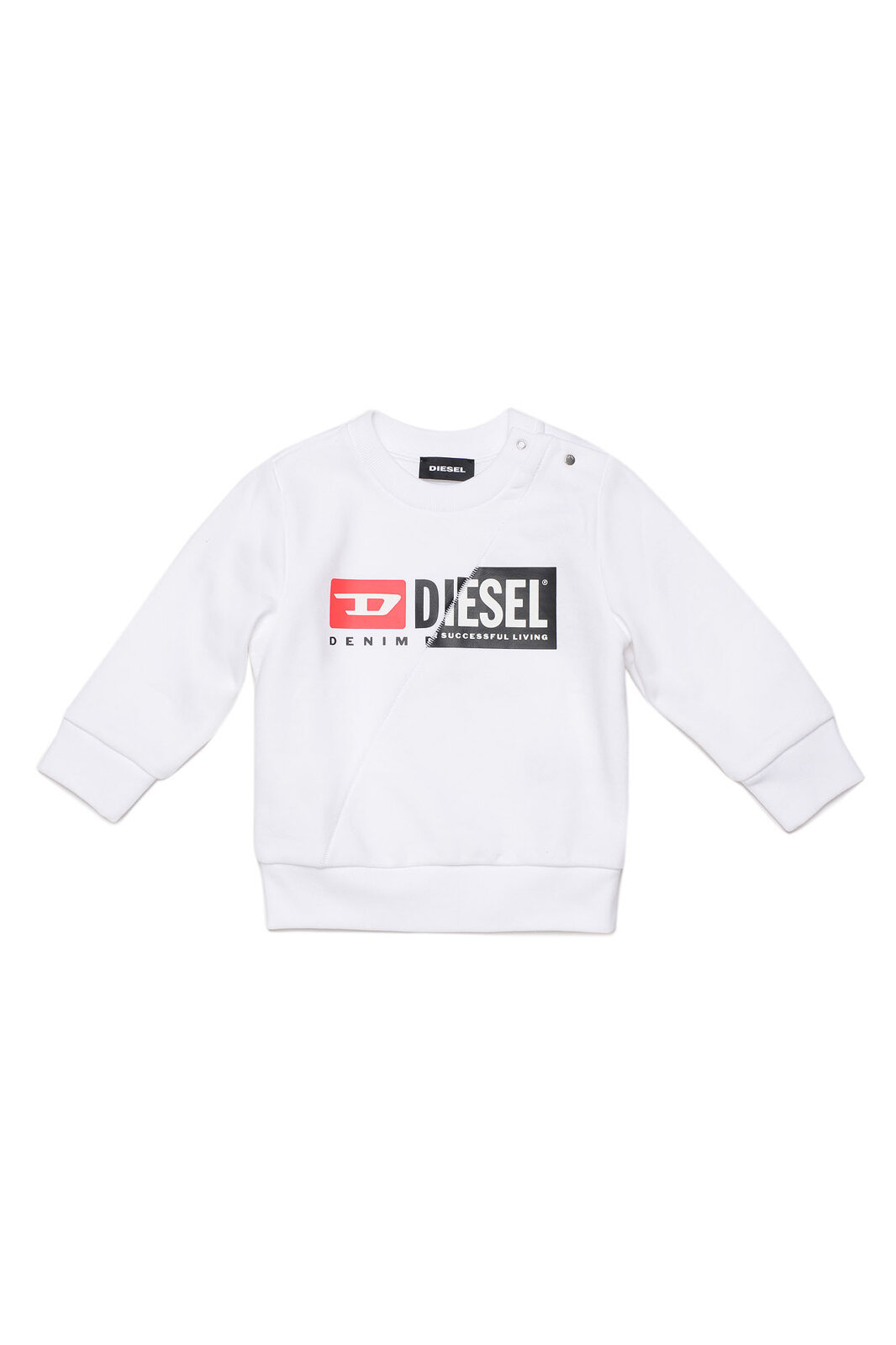 Sgirkcutyb Sweatshirt - Diesel Kid