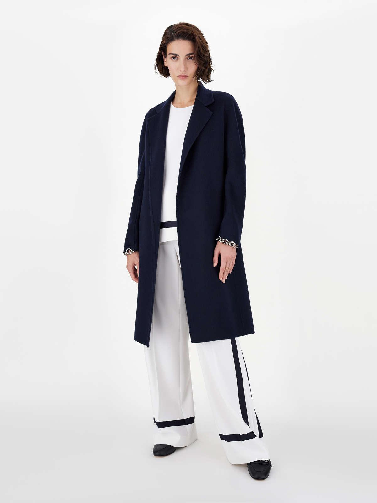 Pure cashmere coat, double hand-stitched - Max Mara