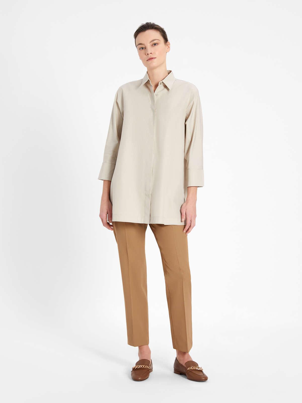 Camicia In Cotone - Max Mara