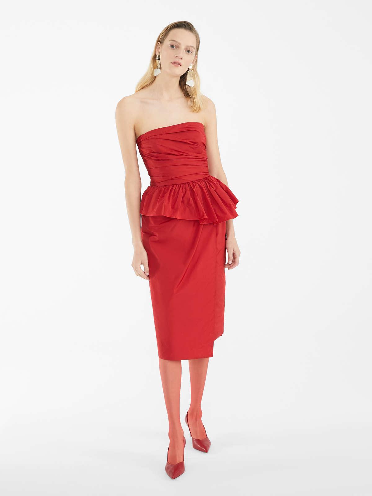Taffeta Dress - Max Mara