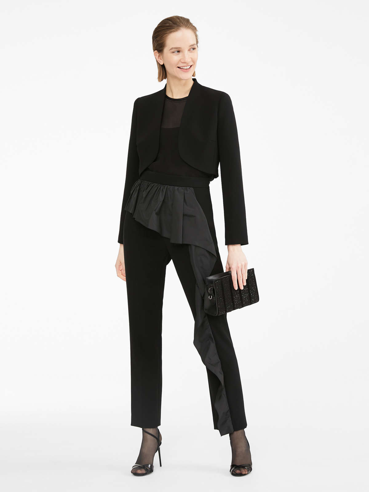 Silk Georgette Blouse - Max Mara