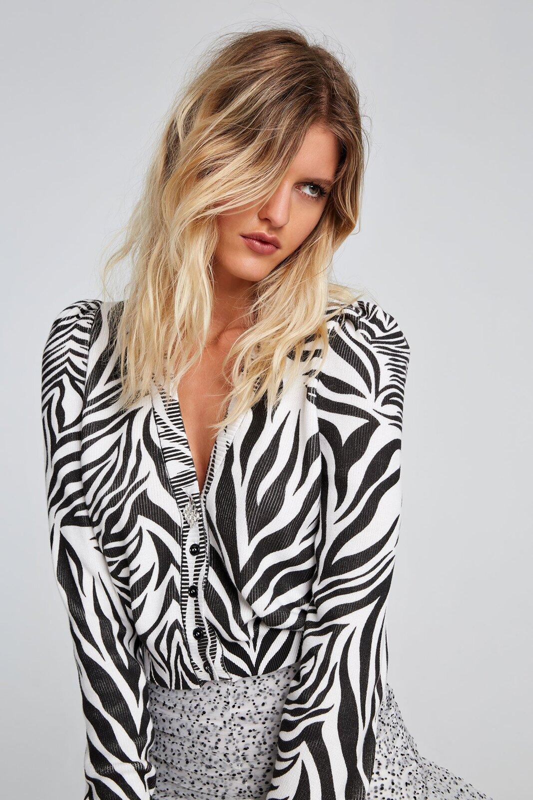 Cardigan Zebra - Aniye By