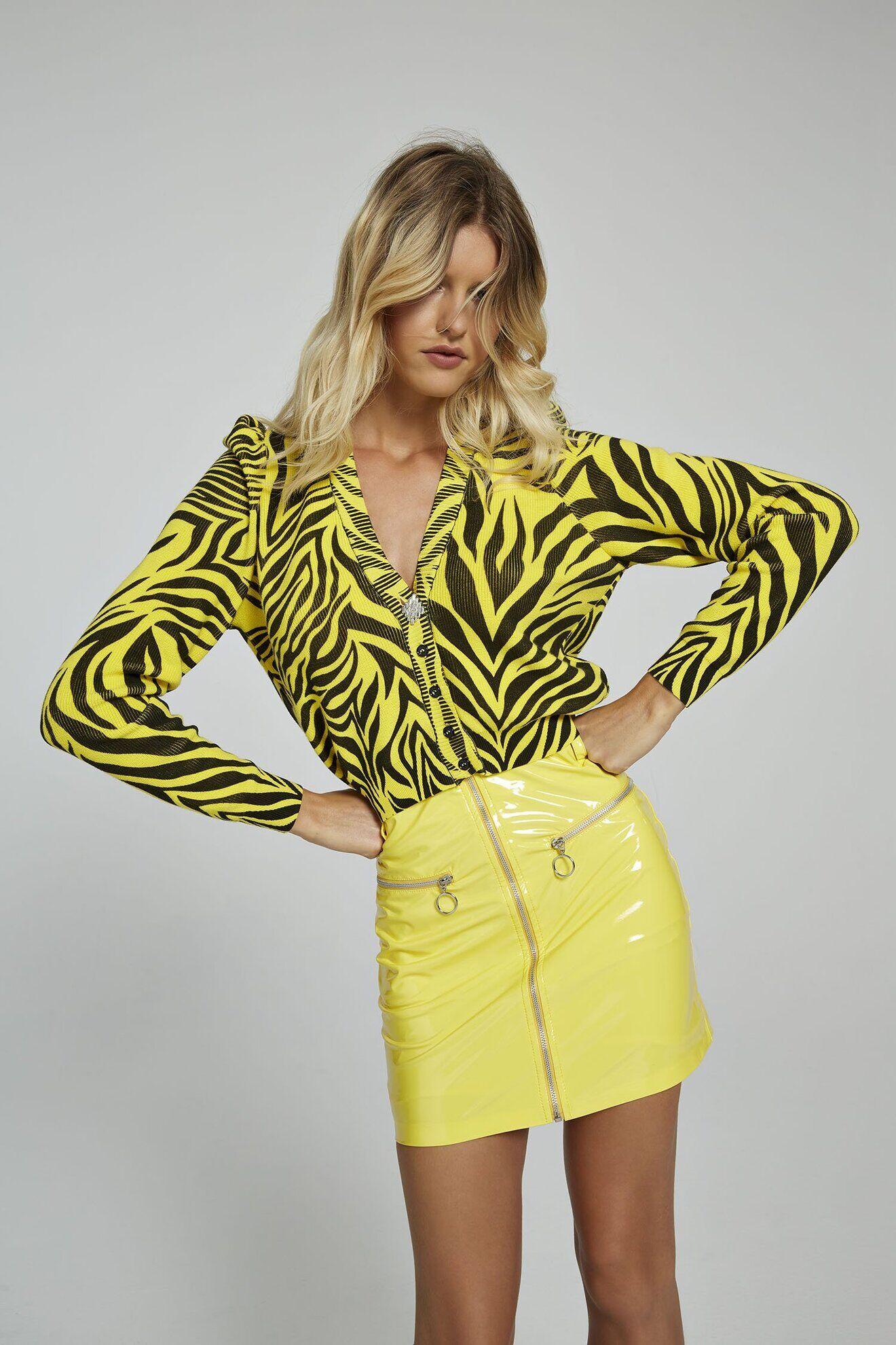 Cardigan Zebra - Aniye By