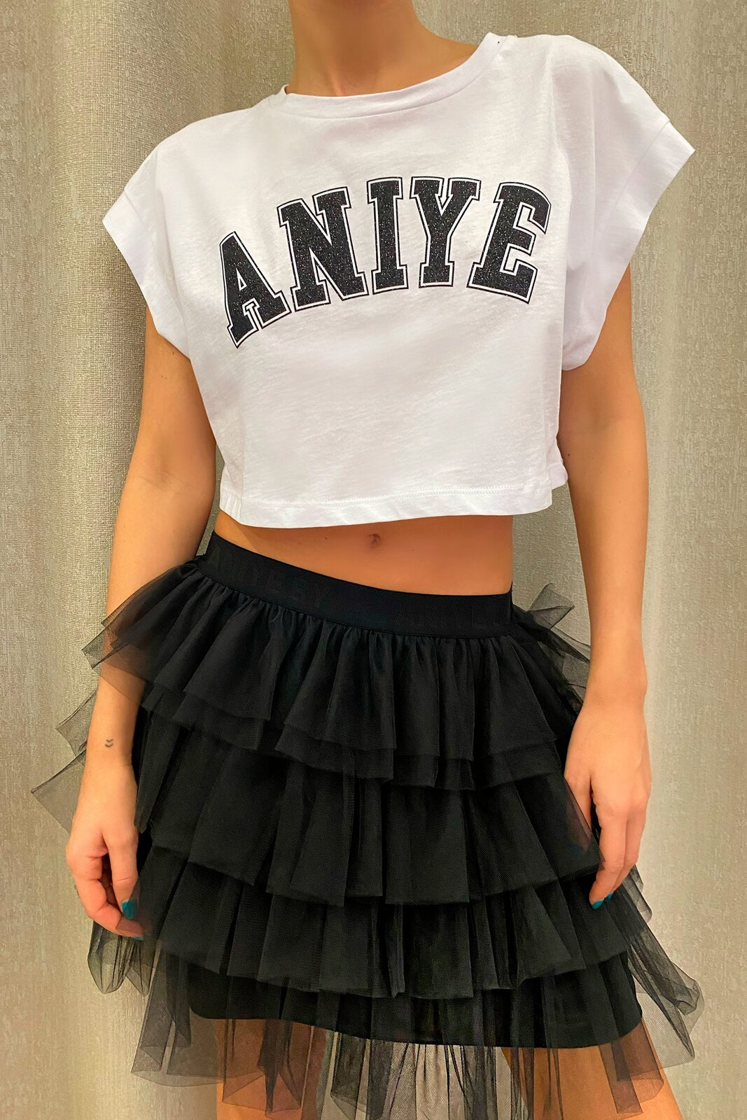 Crop Top Ker - Aniye By