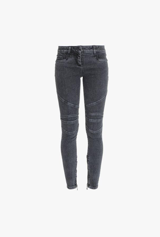 Slim-Fit Jeans - Balmain