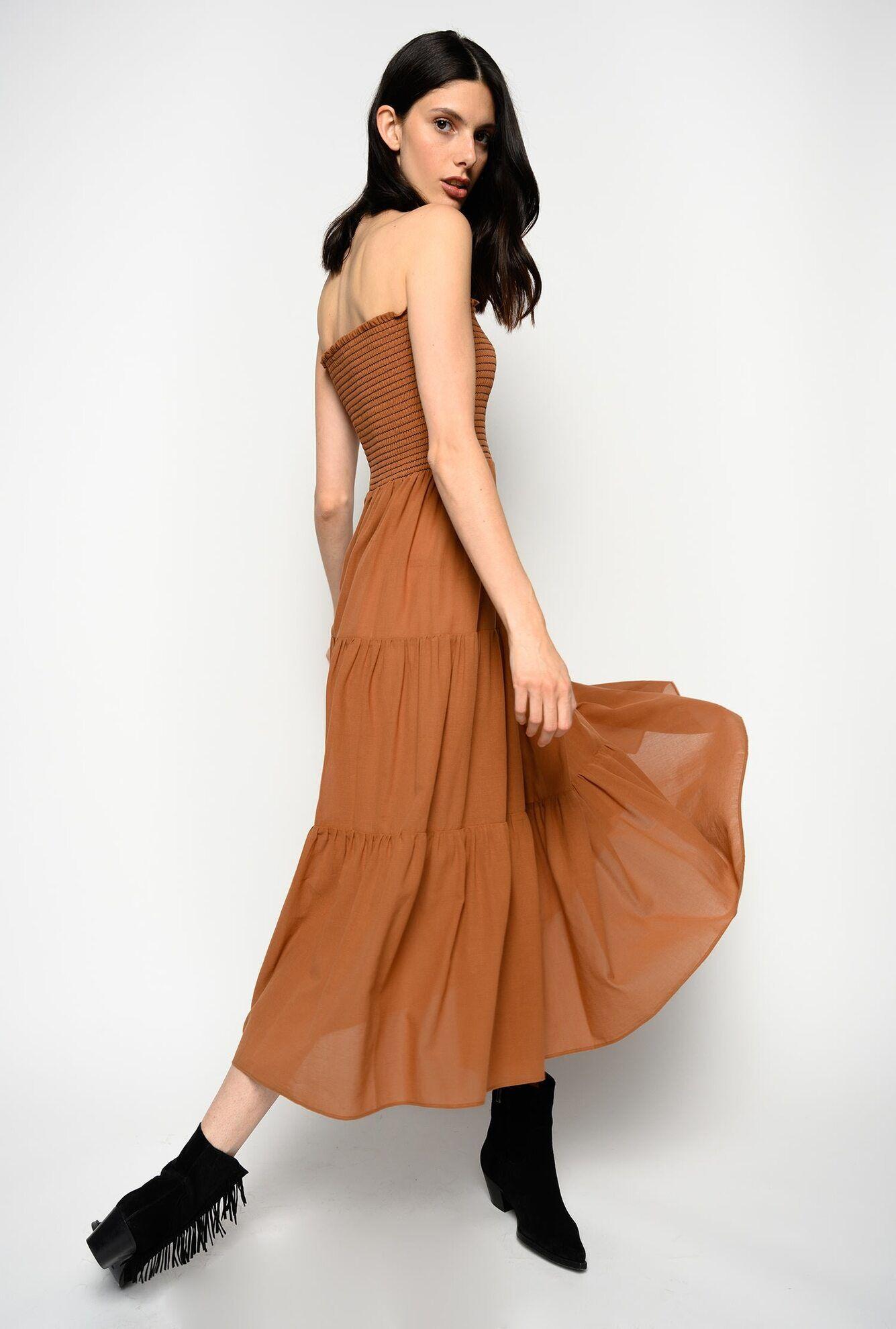 Crêpe Dress-Skirt - Pinko