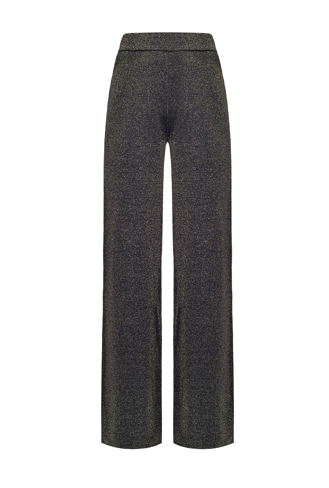 Lurex Knitted Pants - Pinko