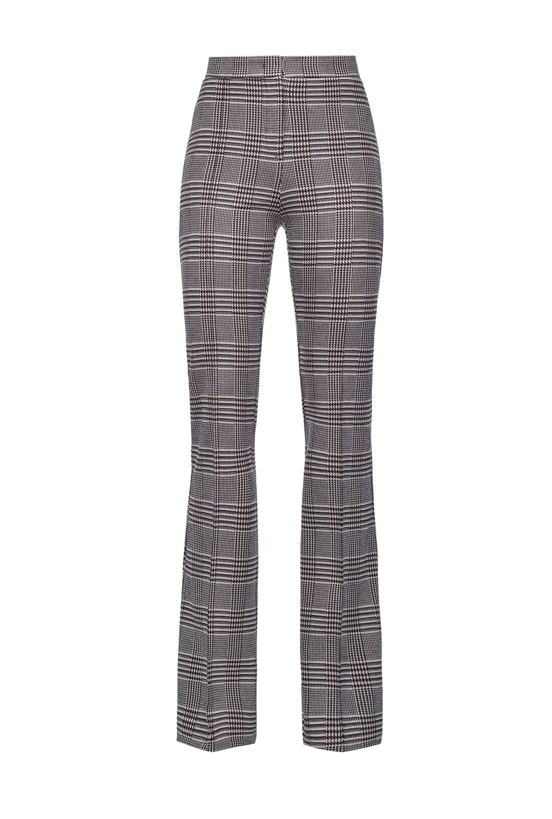 Flare-Fit Pants Wales Design - Pinko