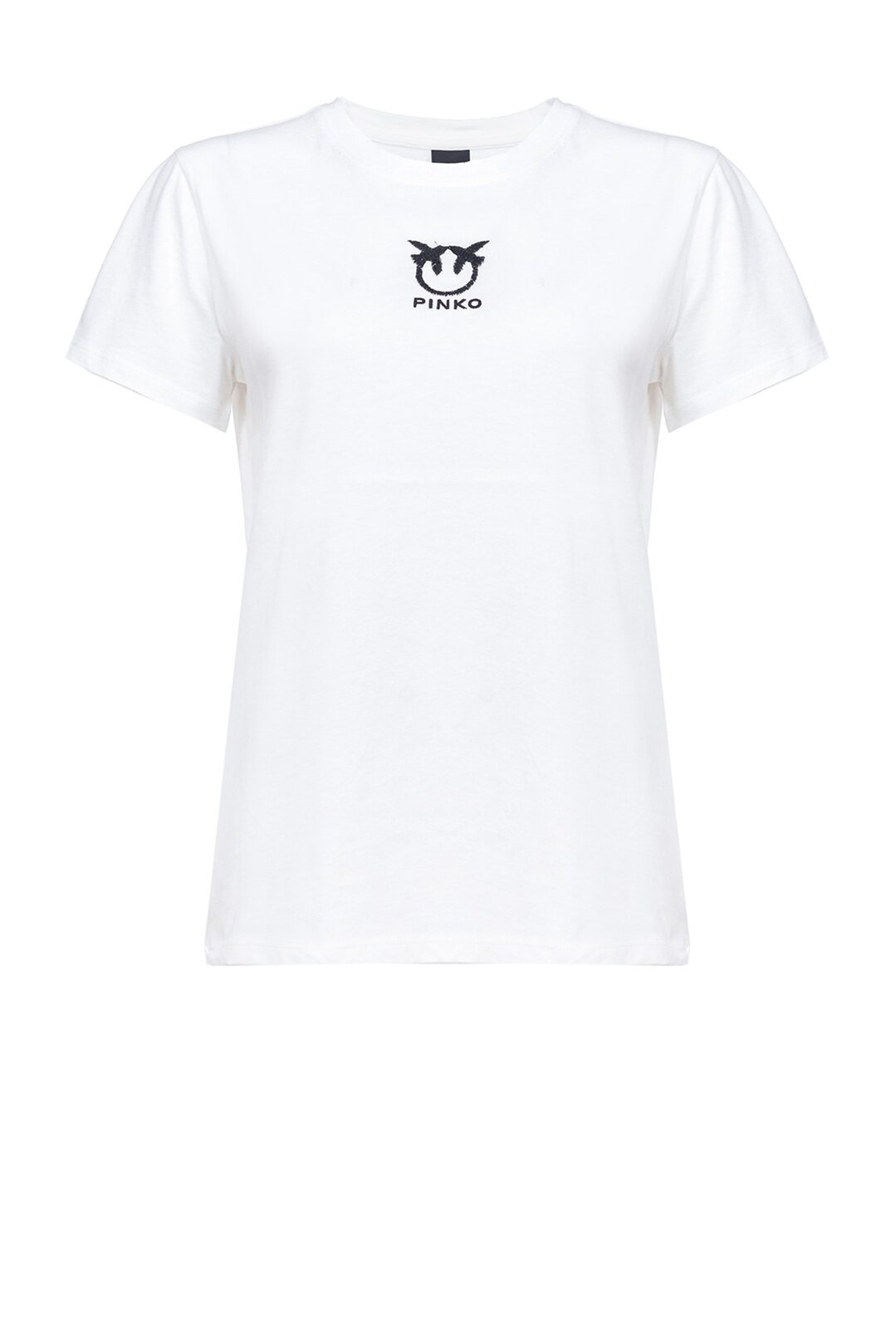 Love Birds Logo T-Shirt - Pinko