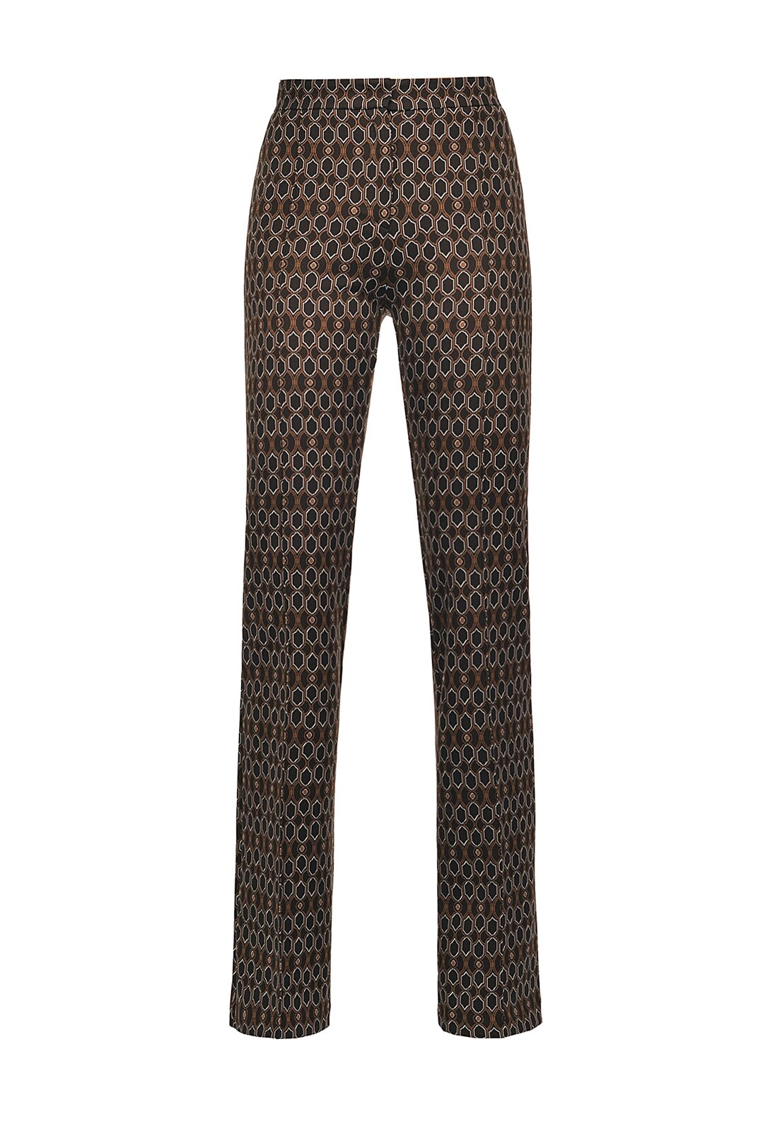 Geometric Pattern Pants 70 - Pinko