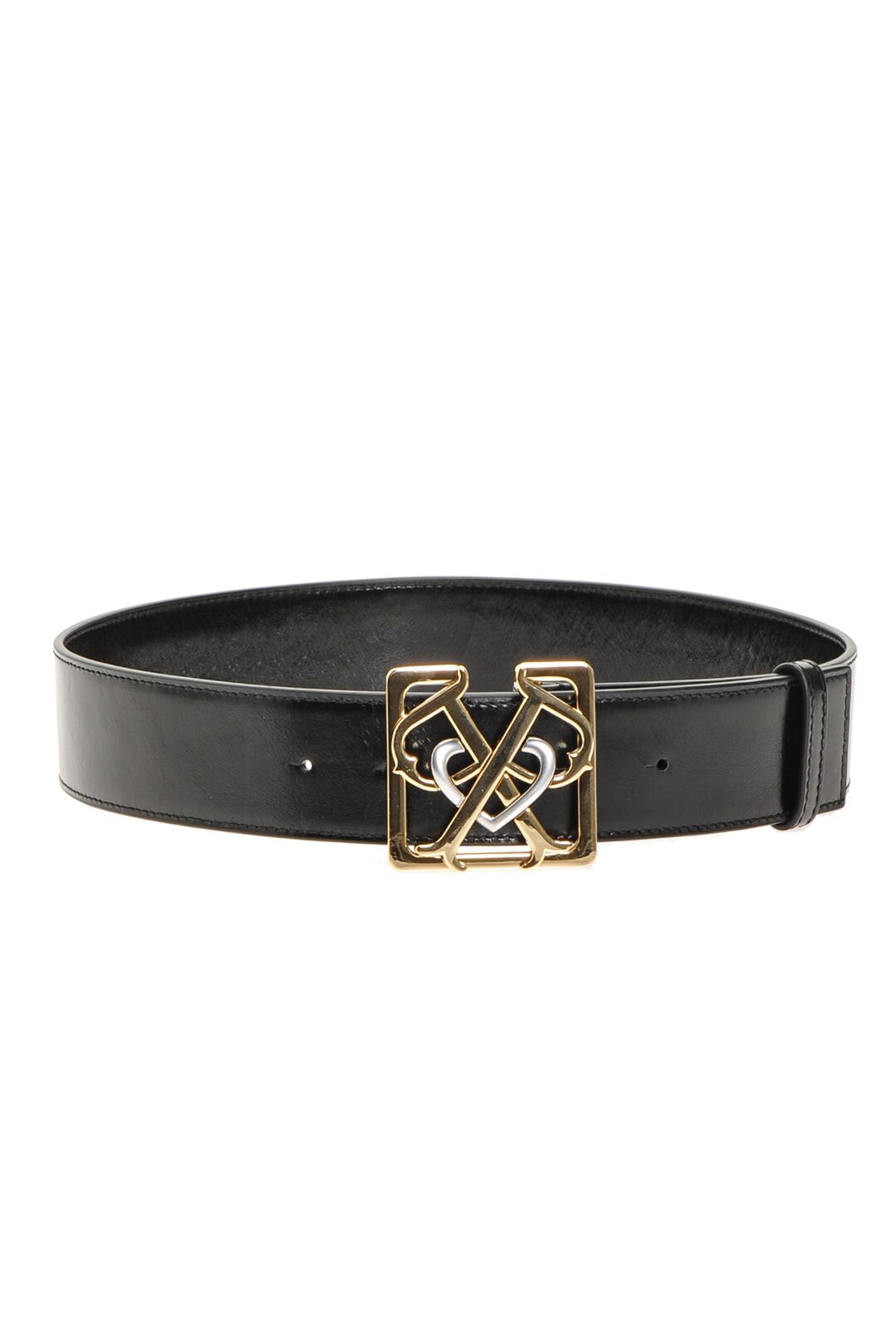 Double P Buckle Belt - Pinko