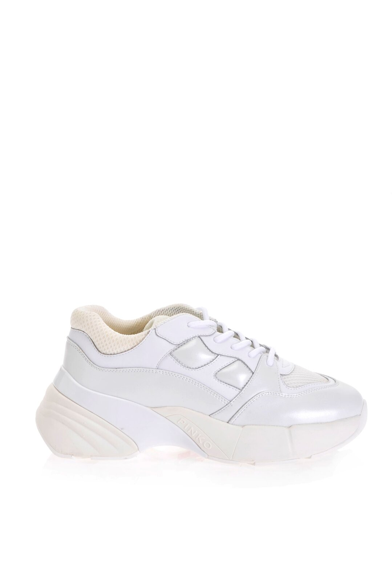 Sneakers Effetto Perlato - Pinko
