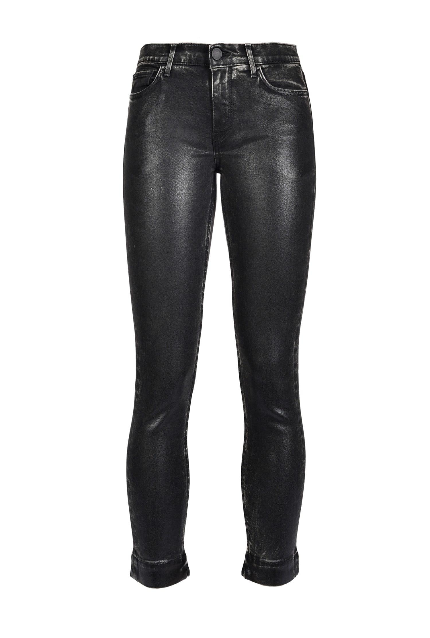 Jeans Skinny In Denim Twill Stretch - Pinko