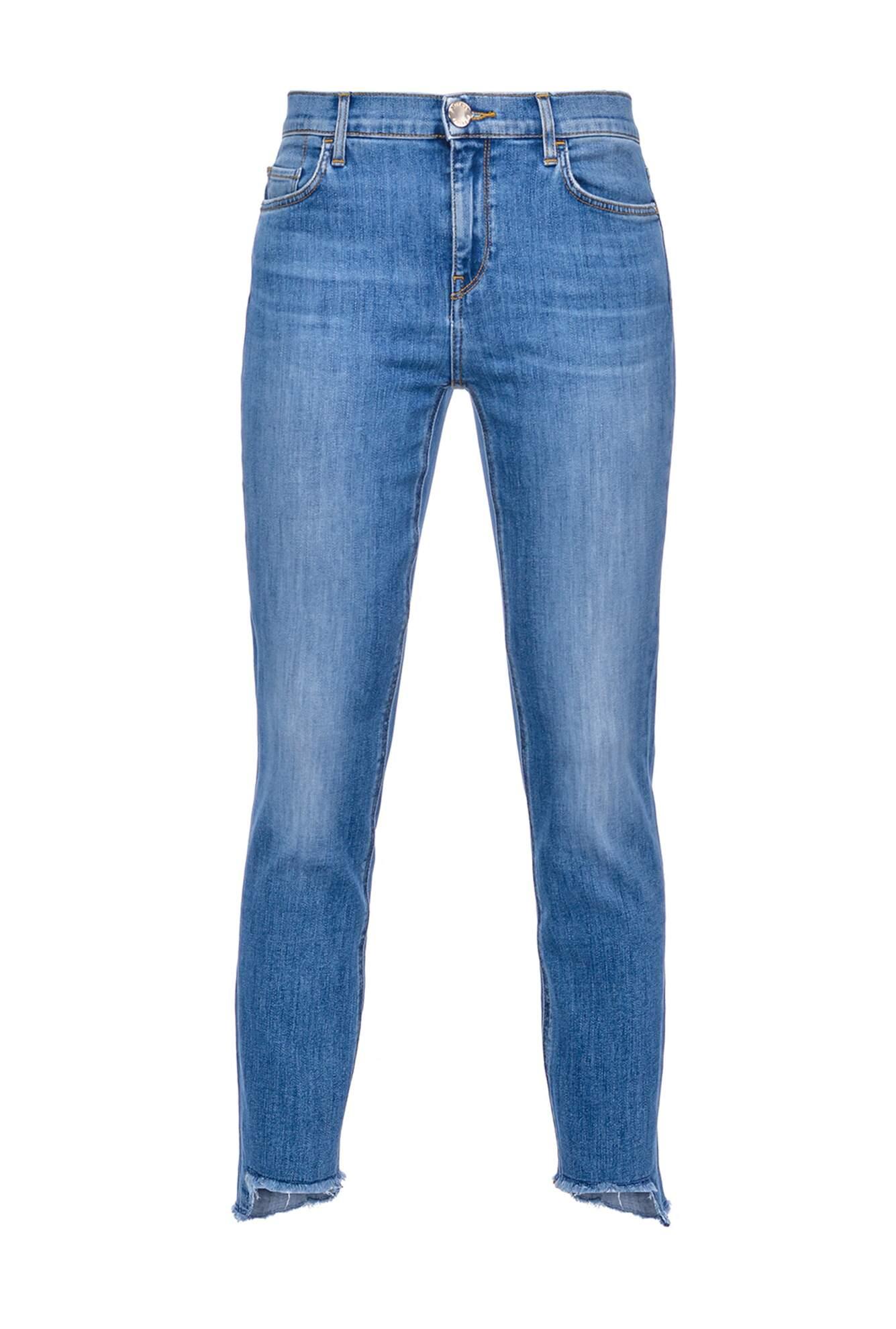 Jeans Skinny In Denim Stretch - Pinko
