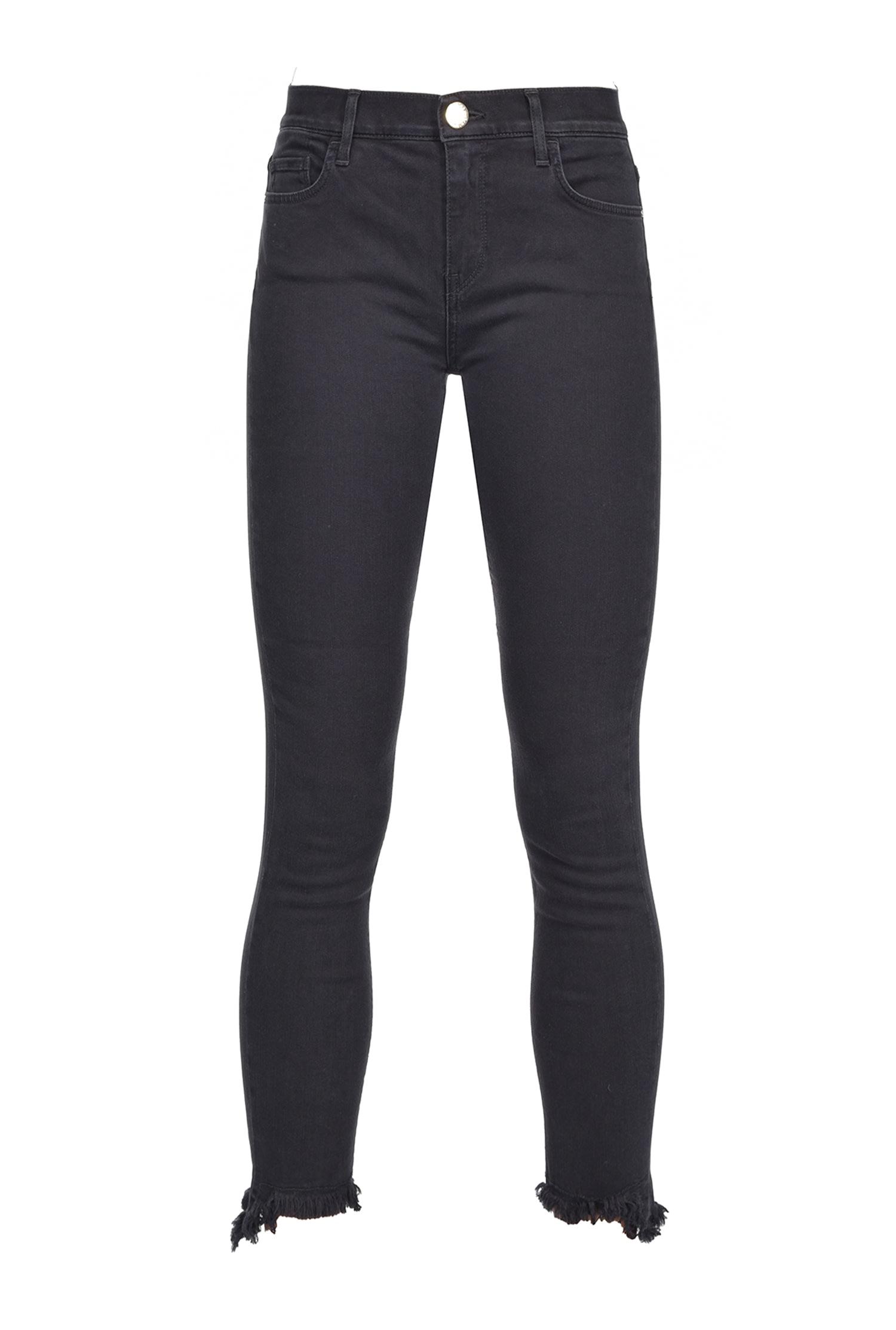 Jeans Skinny In Denim Black - Pinko