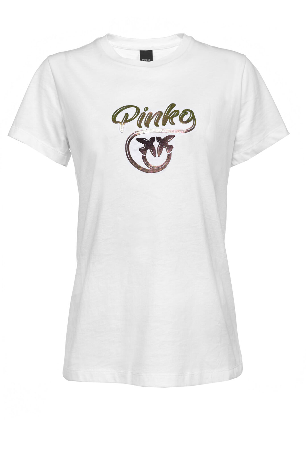 Pinko Love Birds T-Shirt - Pinko