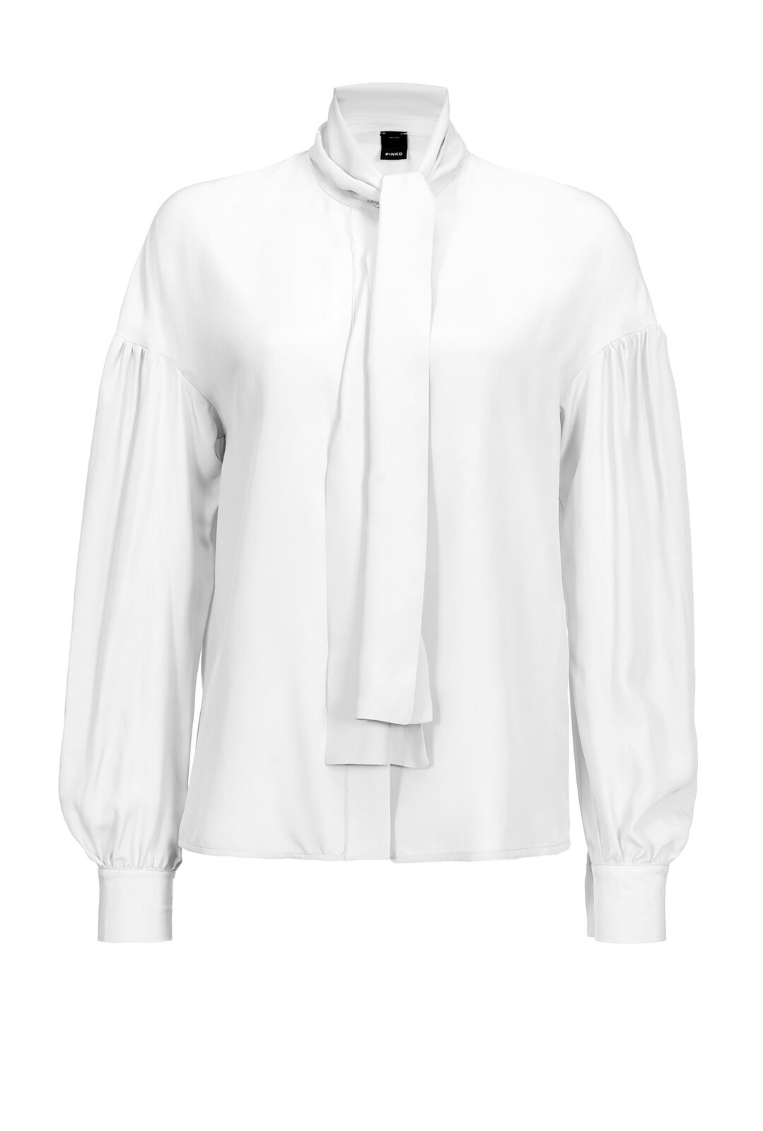 Blouse With Sash Collar - Pinko