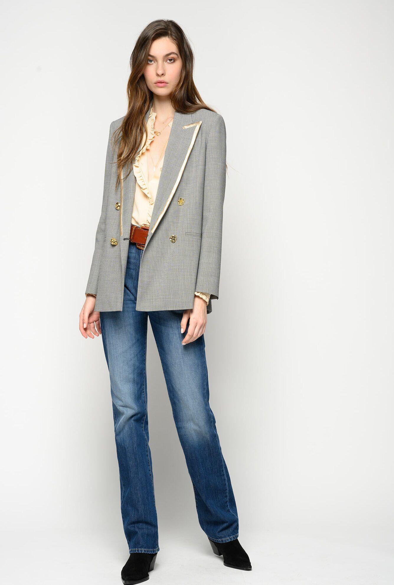 Jeans Straight Aderenti - Pinko