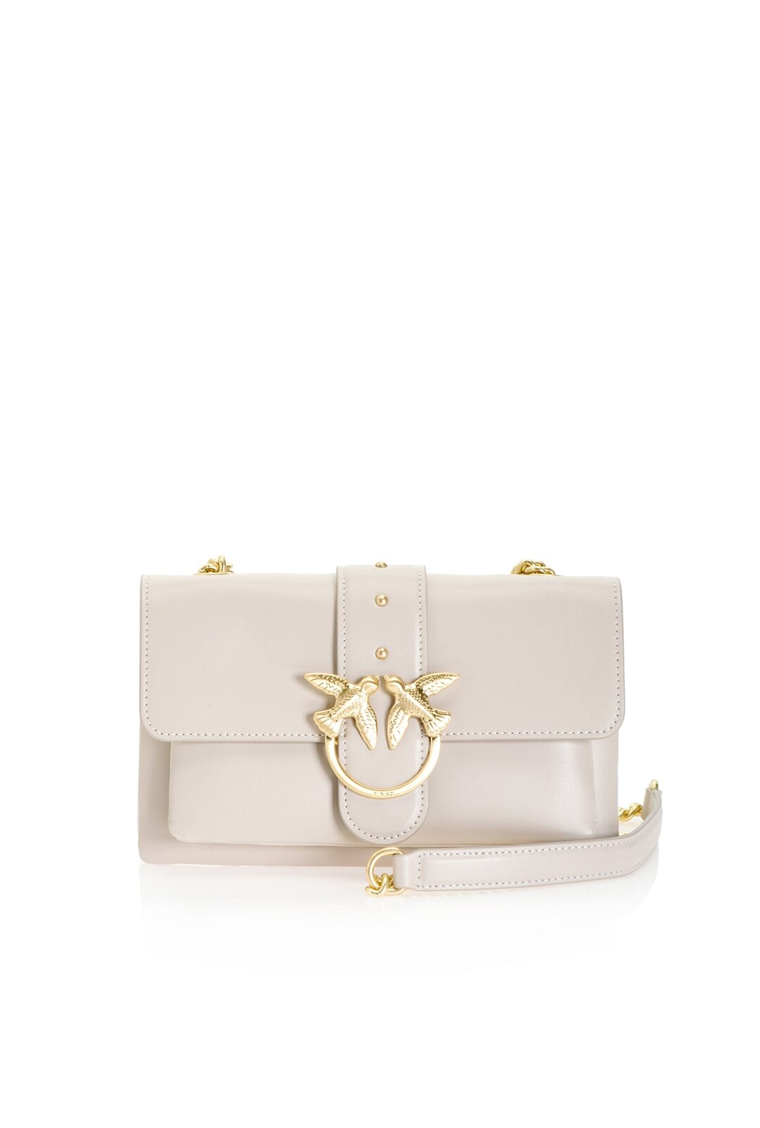 Mini Love Bag Soft Simply In Pelle - Pinko